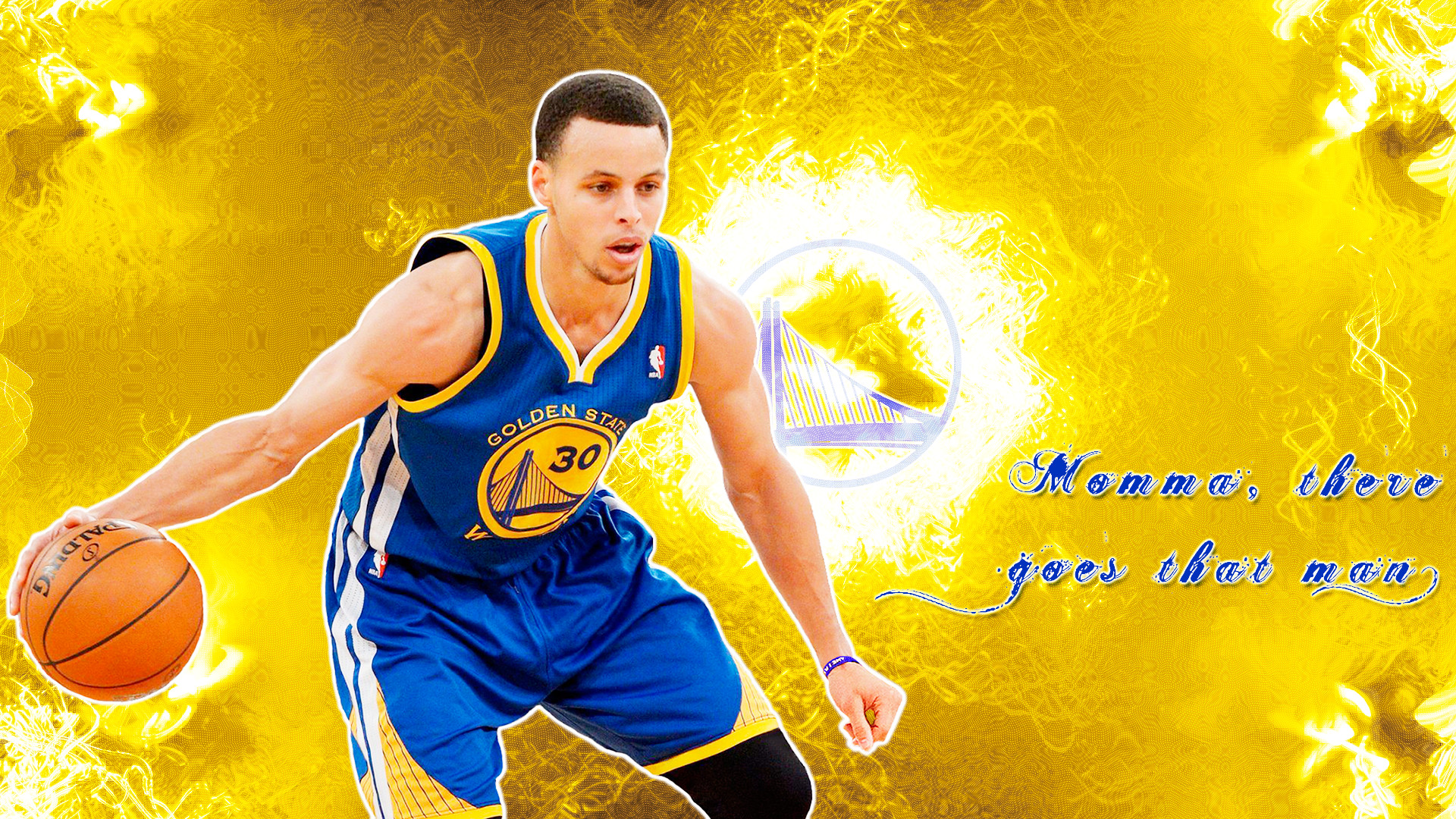 1920x1080 25 best ideas about Golden state warriors wallpaper on Pinterest .