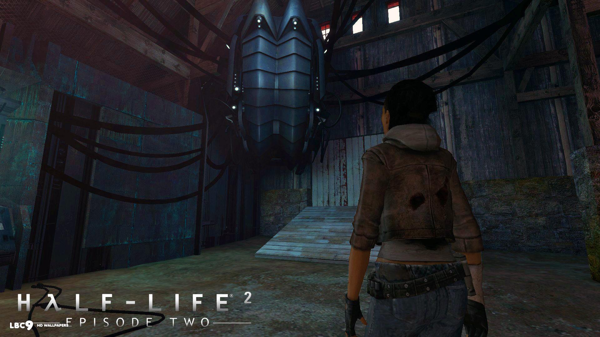 Half Life 2 Walpaper: Half Life 2 Wallpaper HD (77+ Images