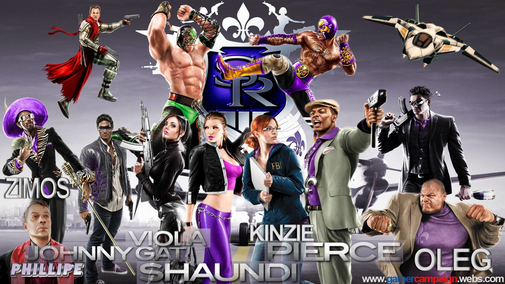 1920x1080 Saints Row IV Wallpaper #6996619
