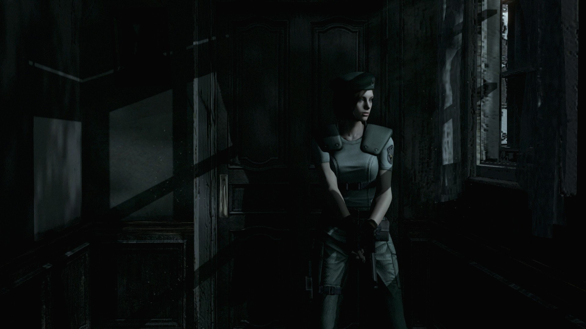 resident evil hd how to get headshots