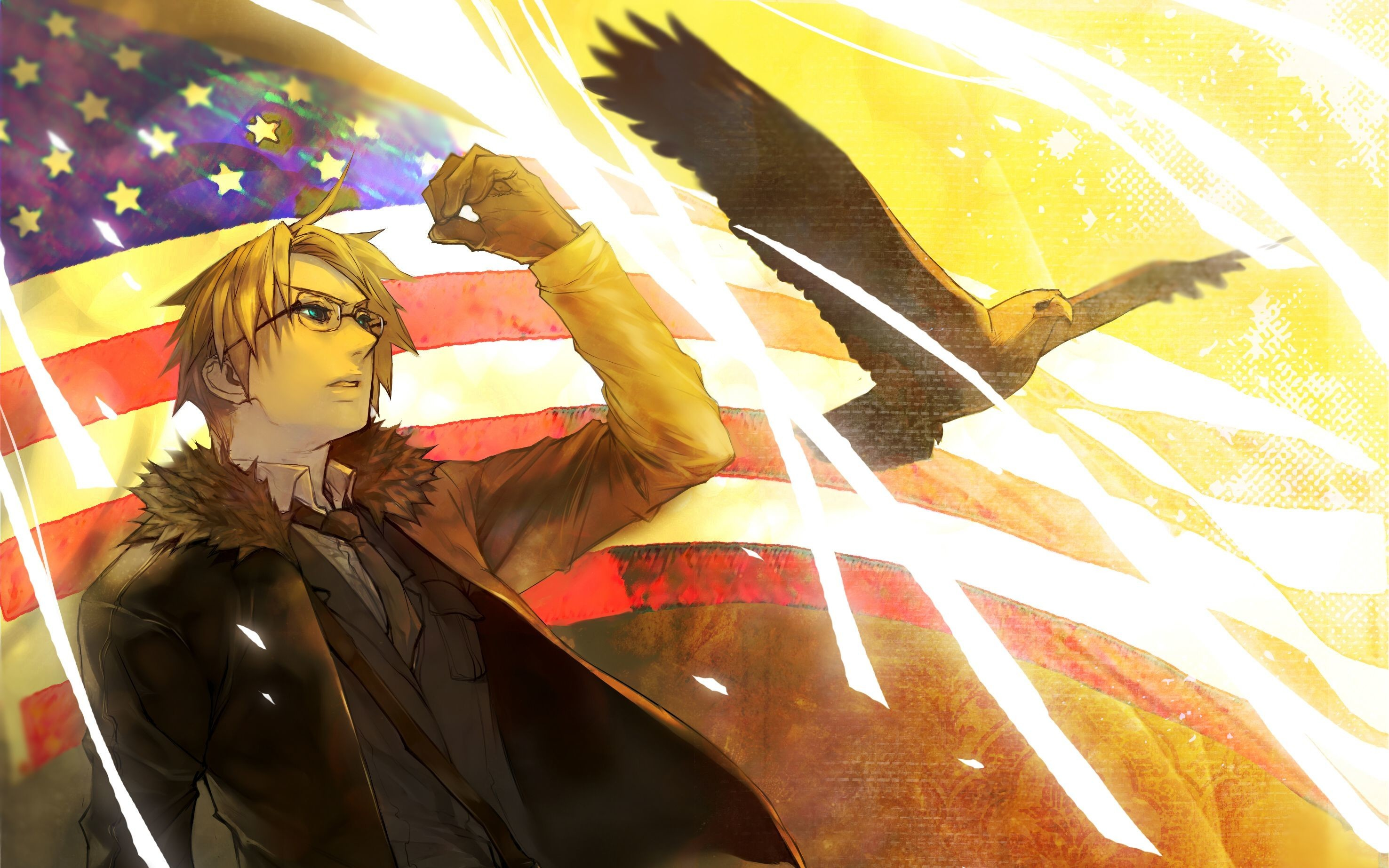 2952x1845  Hetalia America Wallpapers | Wallpapers, Backgrounds, Images, Art  o.m.g. its so beautiful my hero!! | hetalia | Pinterest | Hetalia, Axis  powers ...