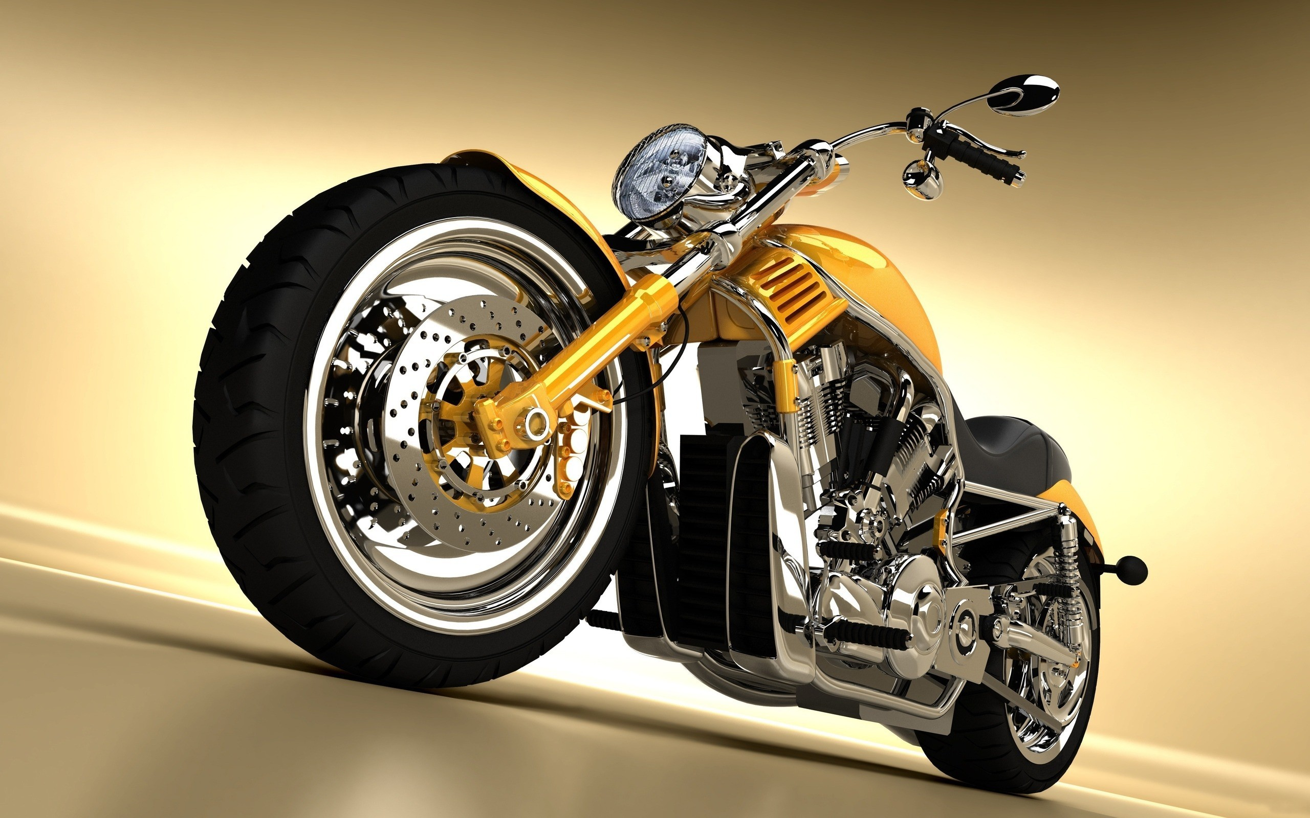2560x1600 classic motorcycle herley davidson wallpaper