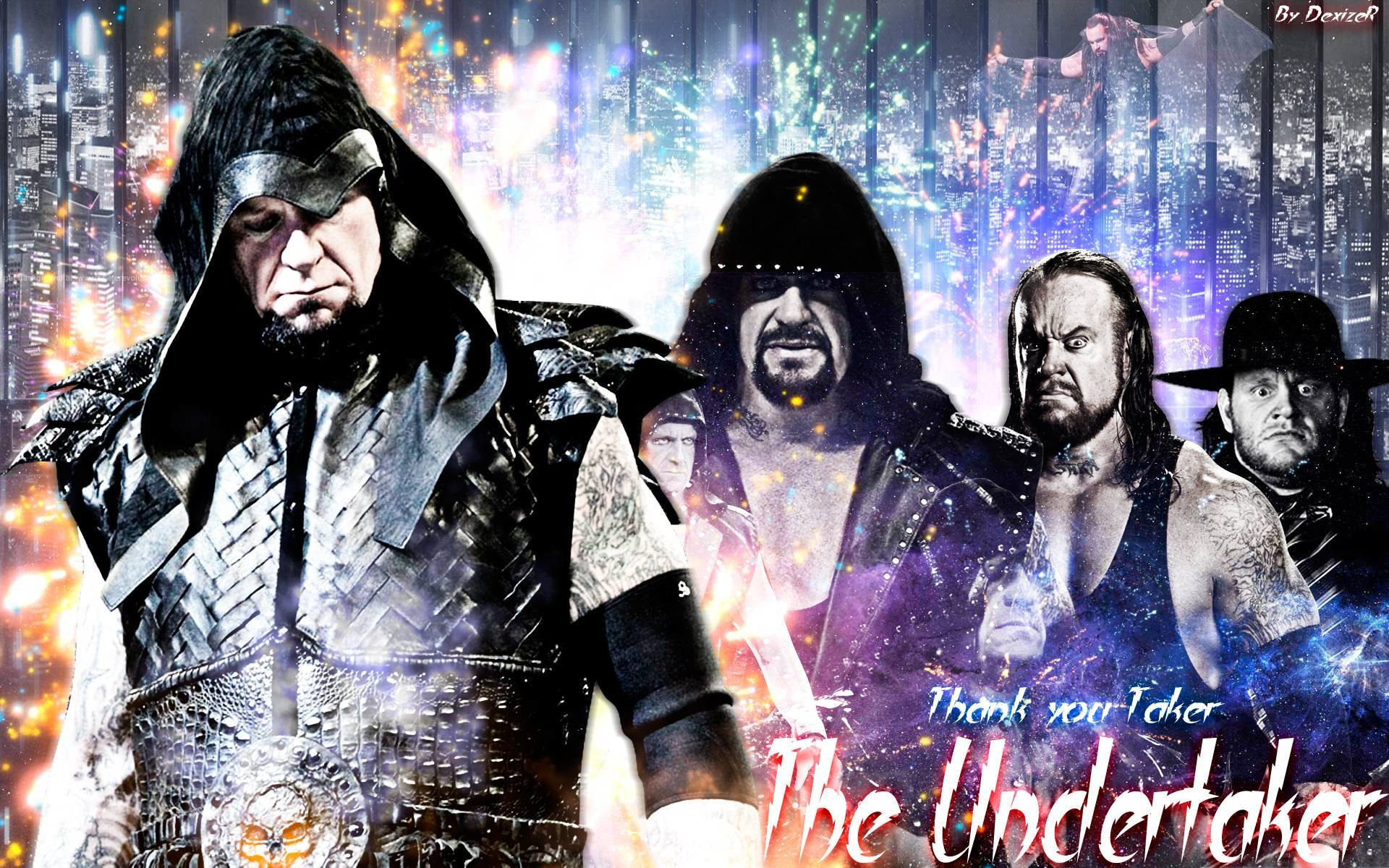 1920x1200 The Undertaker Wallpapers