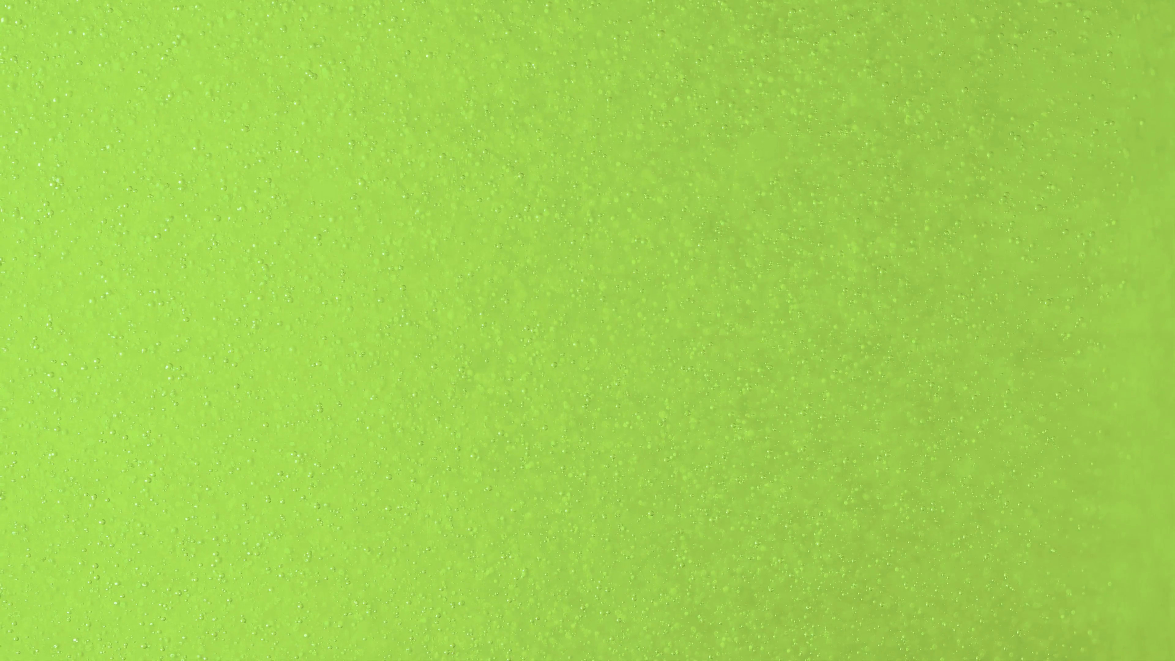 3840x2160 Green Lime soda bubbles background Stock Video Footage - Storyblocks Video