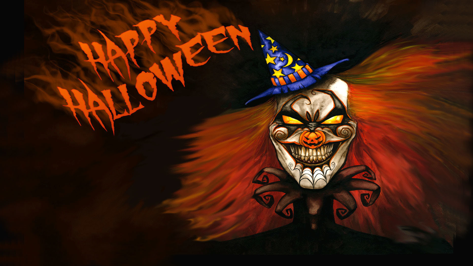 1920x1080 Halloween wallpapers HD free download.