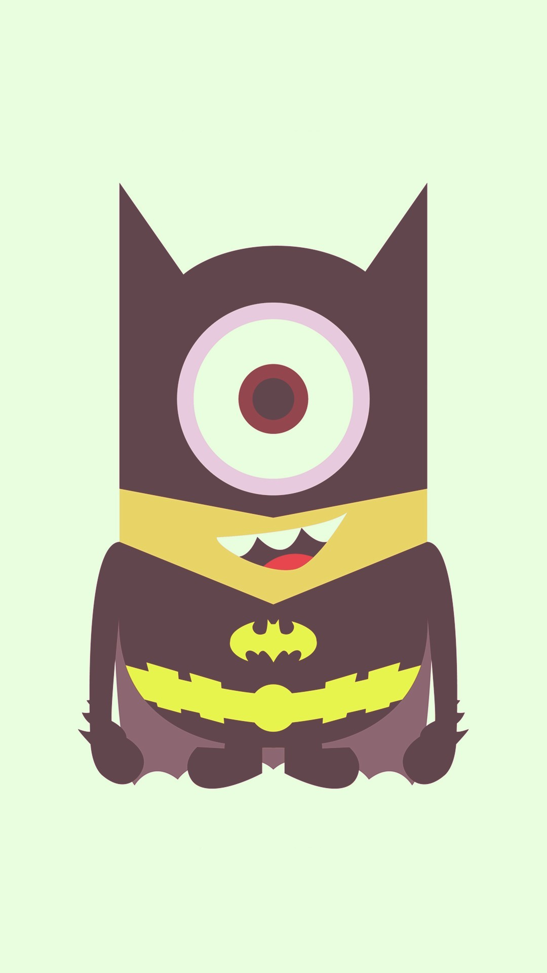 1080x1920 Hawkeye Minion Avengers iphone 6 plus wallpaper HD - Despicable Me, 2015  Halloween - minion: Adorable! which Halloween minion iphone 6 plus wallpaper  would ...