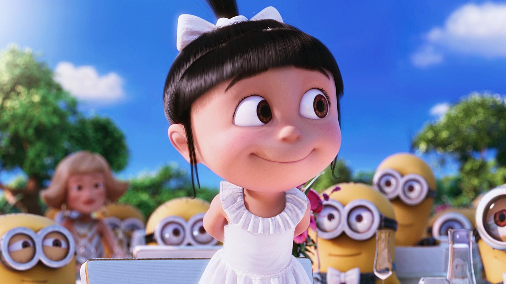 Agnes photos despicable me Despicable Me 3 (2017) - Rotten Tomatoes