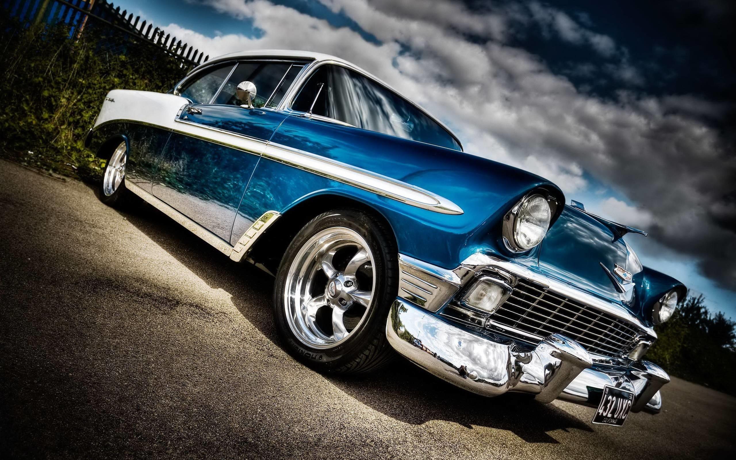 2560x1600 Classic Car Wallpaper