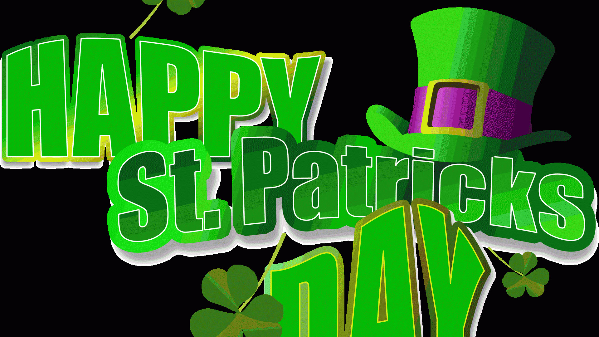1920x1080 Happy St Patricks Day HD Wallpaper
