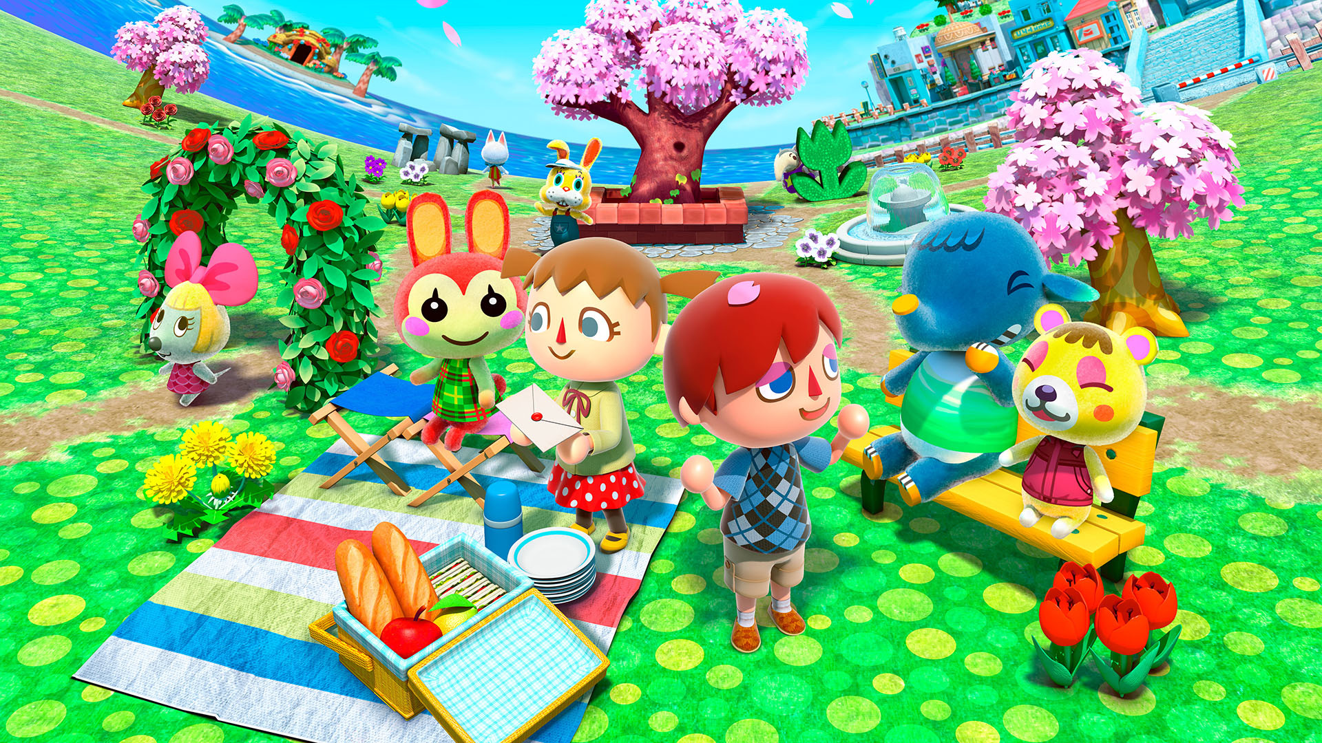 Animal Crossing New Leaf Wallpaper (72+ Images