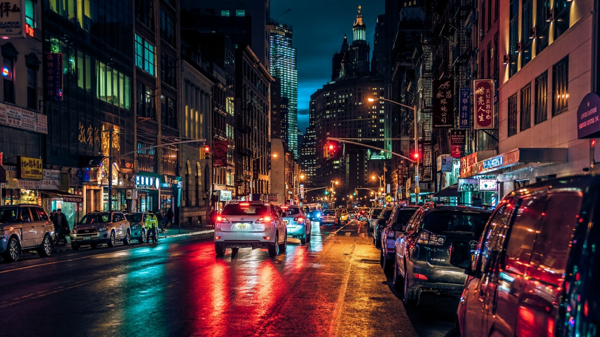 New York City Street Wallpaper (66+ images)