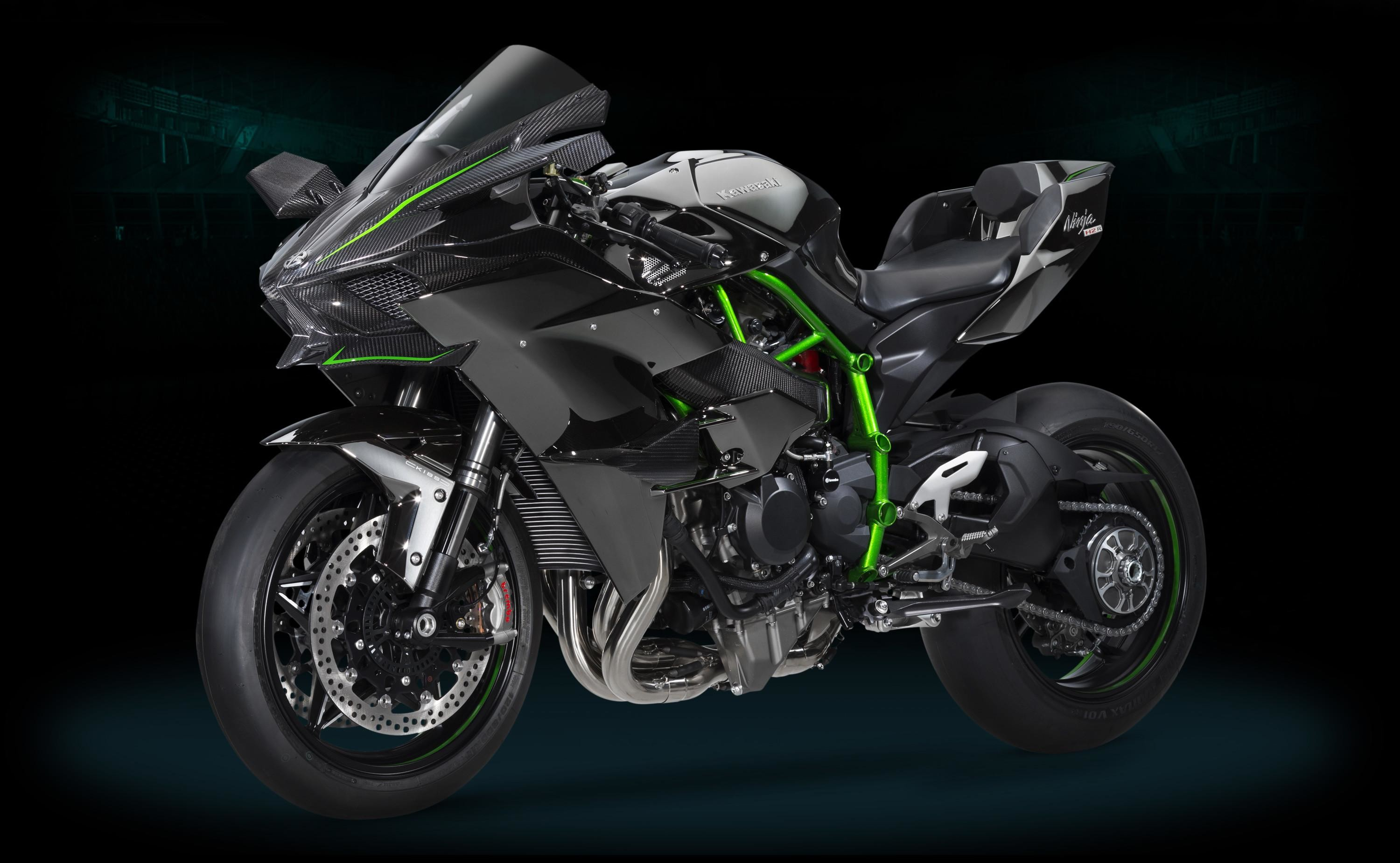 15 Must-Know Facts About the Kawasaki Ninja H2R