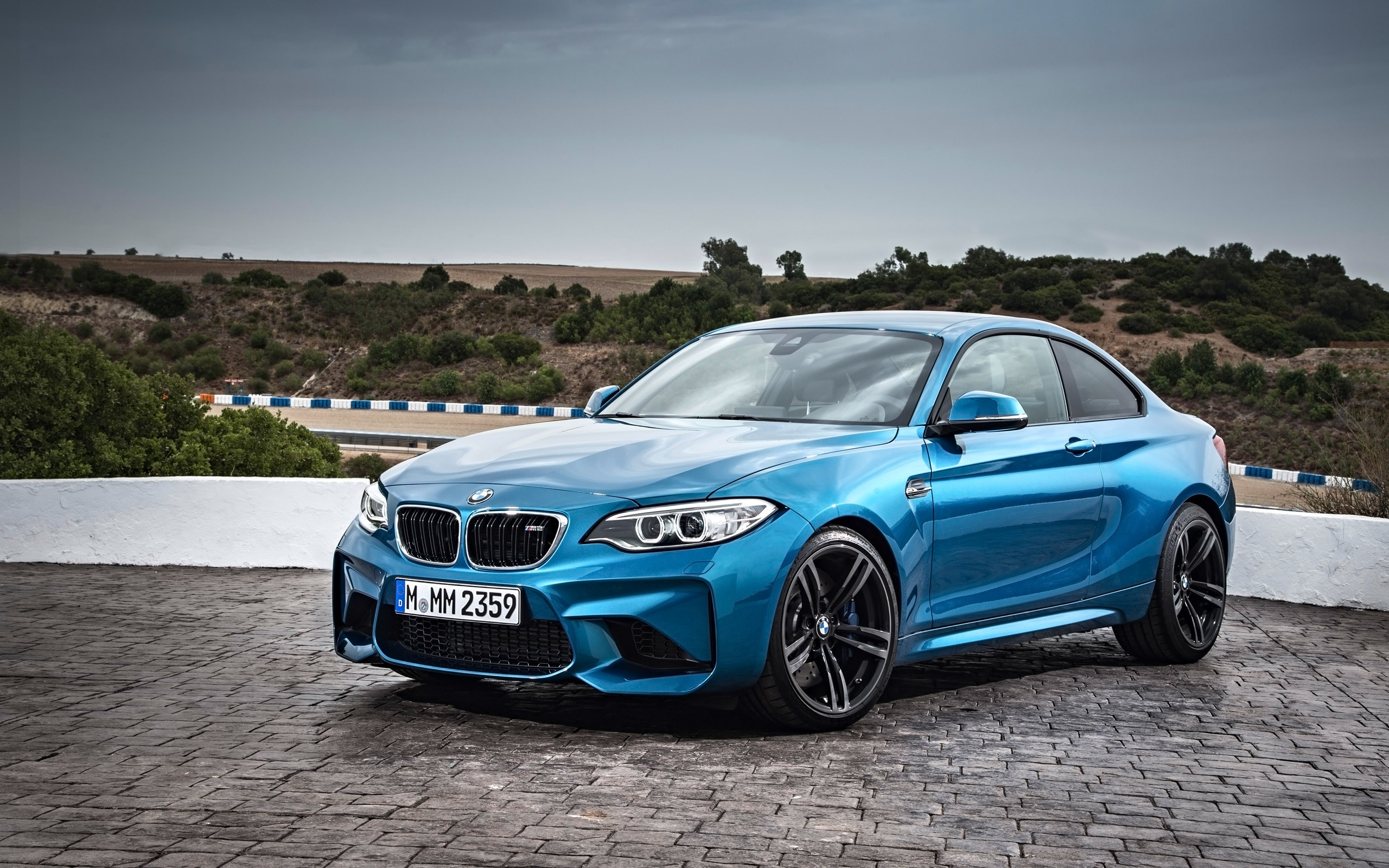 2560x1600 2016 BMW M2 Coupe