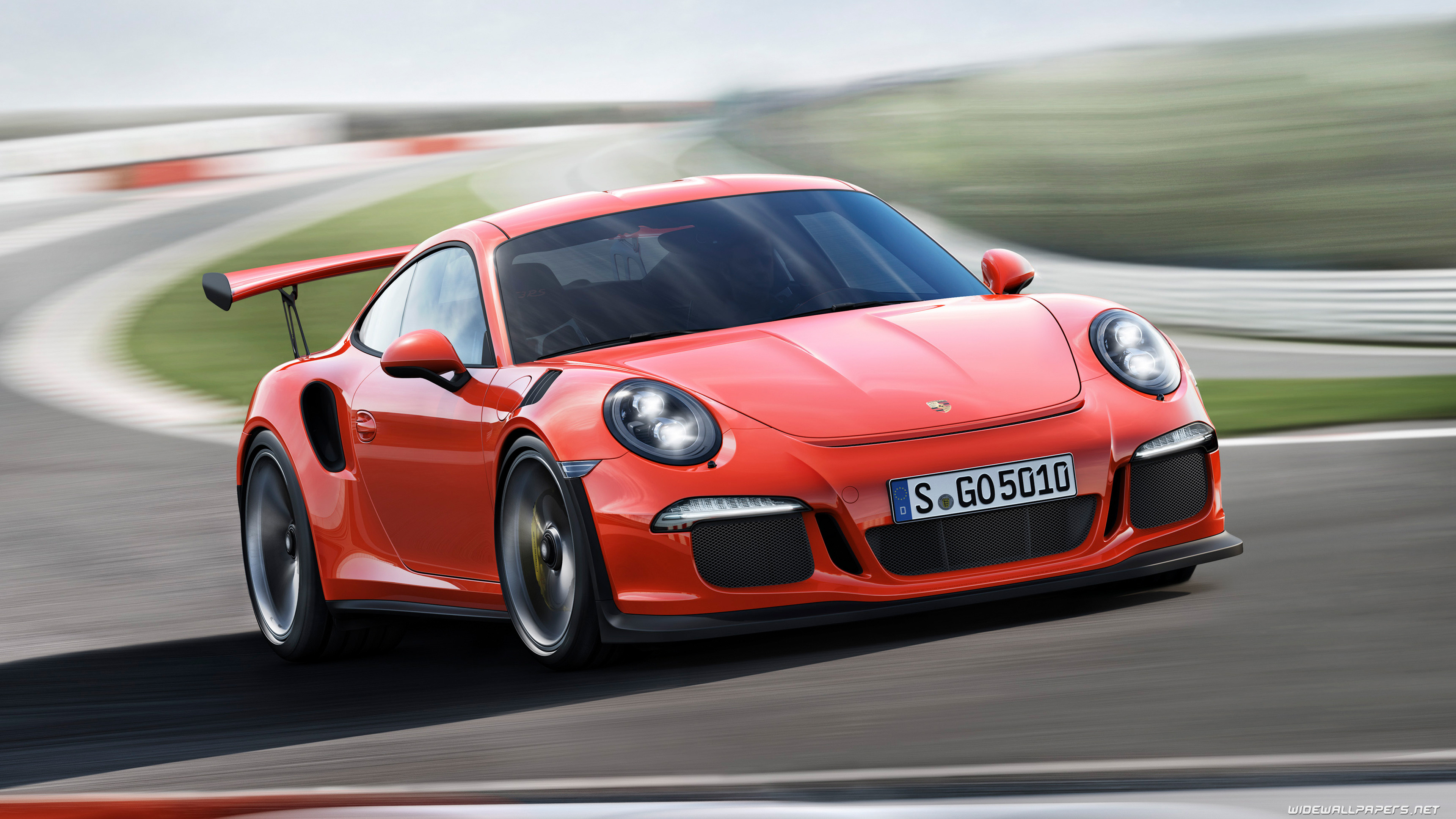 3840x2160 Porsche 911 GT3 RS car wallpapers ...