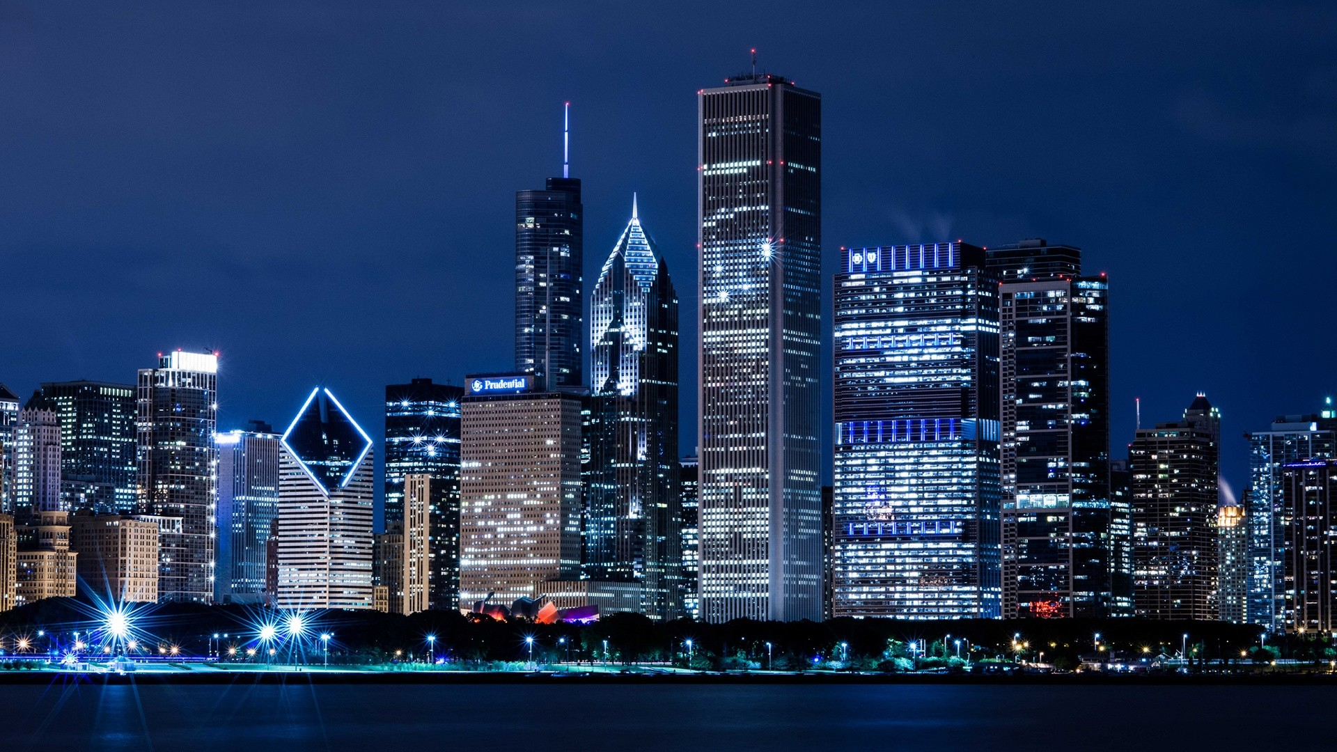 1920x1080 chicago skyline wallpaper iphone HAIR CARE Pinterest Chicago
