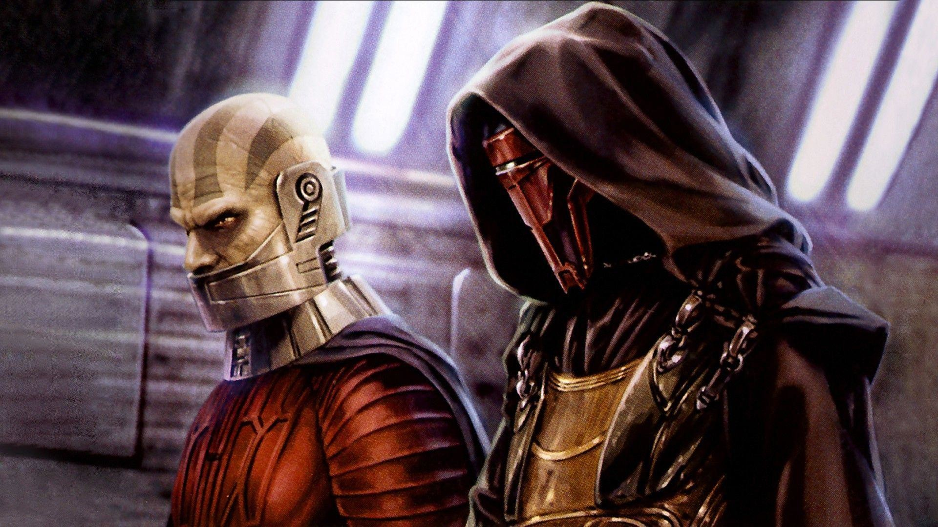 1920x1080 Star Wars, Darth Revan, Darth Malak Wallpapers HD / Desktop and .