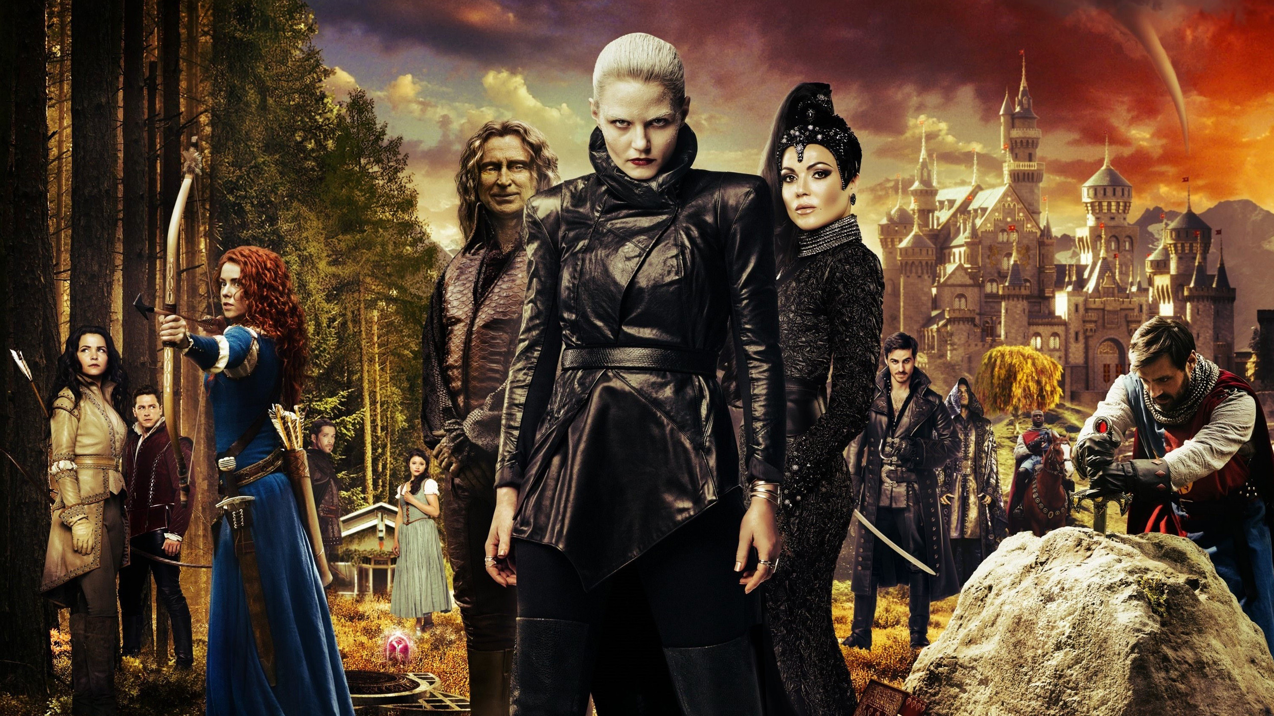 Once Upon A Time Wallpapers 75 Images