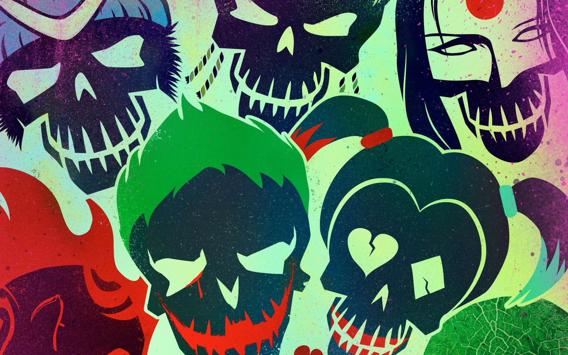 1920x1200 50 Astonishing Suicide Squad Wallpaper HD Download