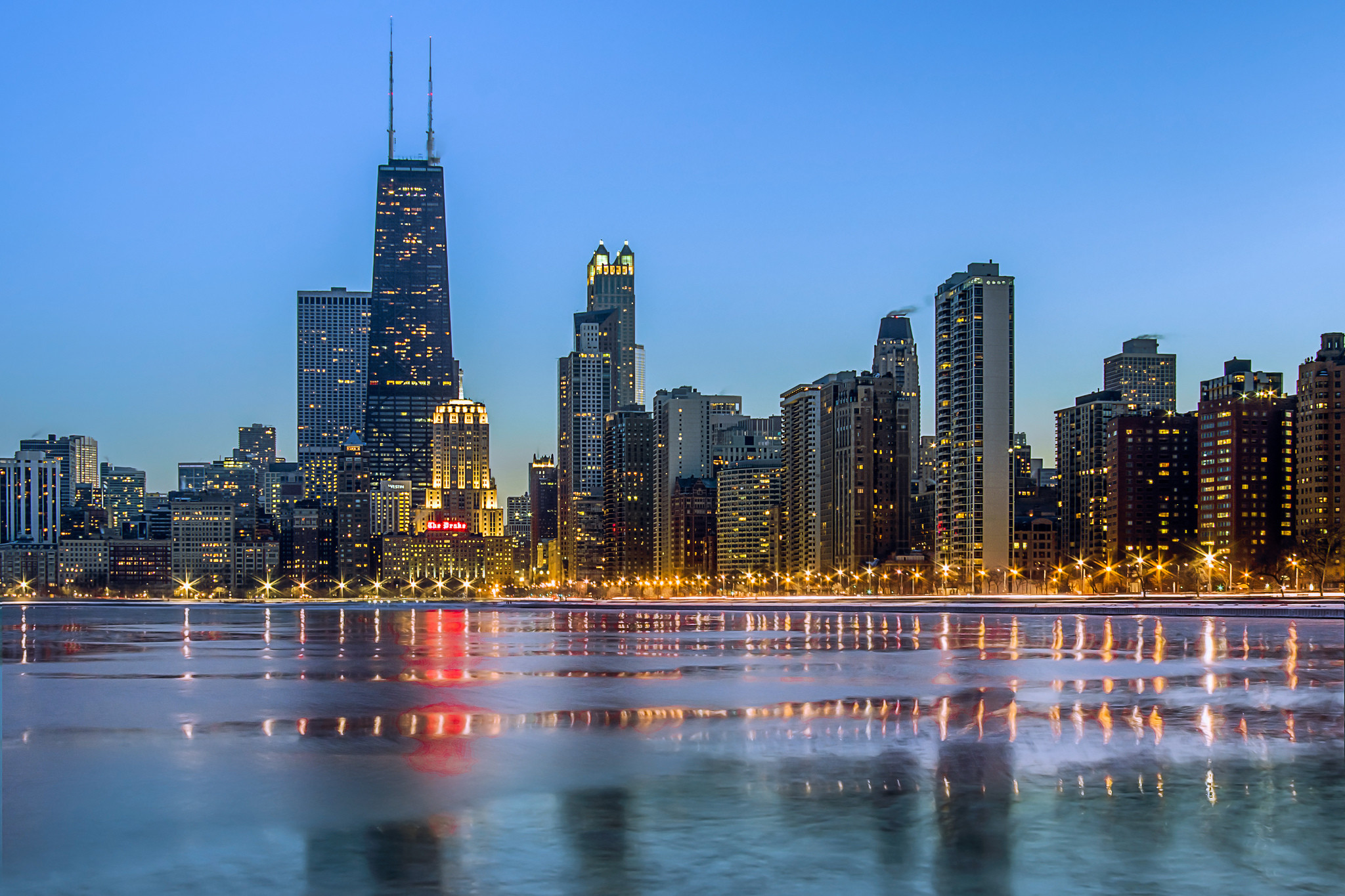 2048x1365 HD Wallpaper | Background ID:424253.  Man Made Chicago