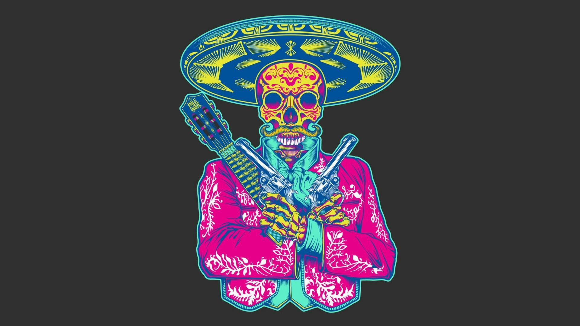 Day of the Dead Wallpaper (68+ images)