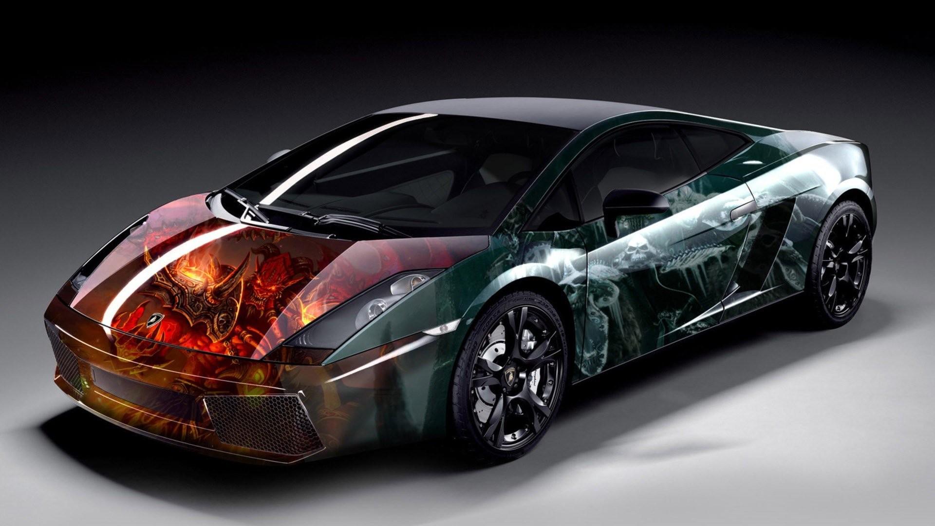Wallpaper Mobil Sport Lamborghini: Wallpapers Of Lamborghini Car (73+ Images