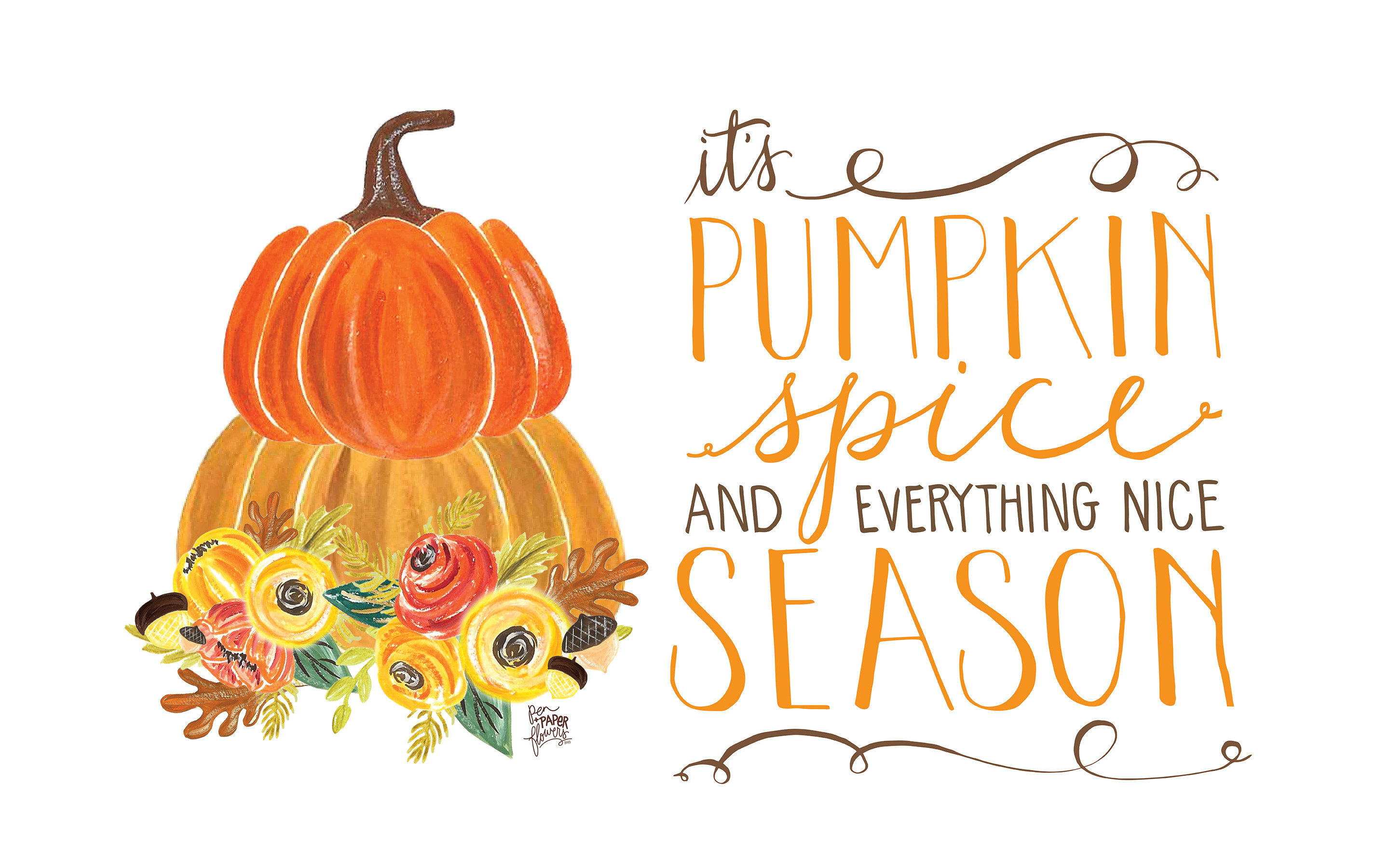 Fall Wallpapers With Pumpkins (57+ images)