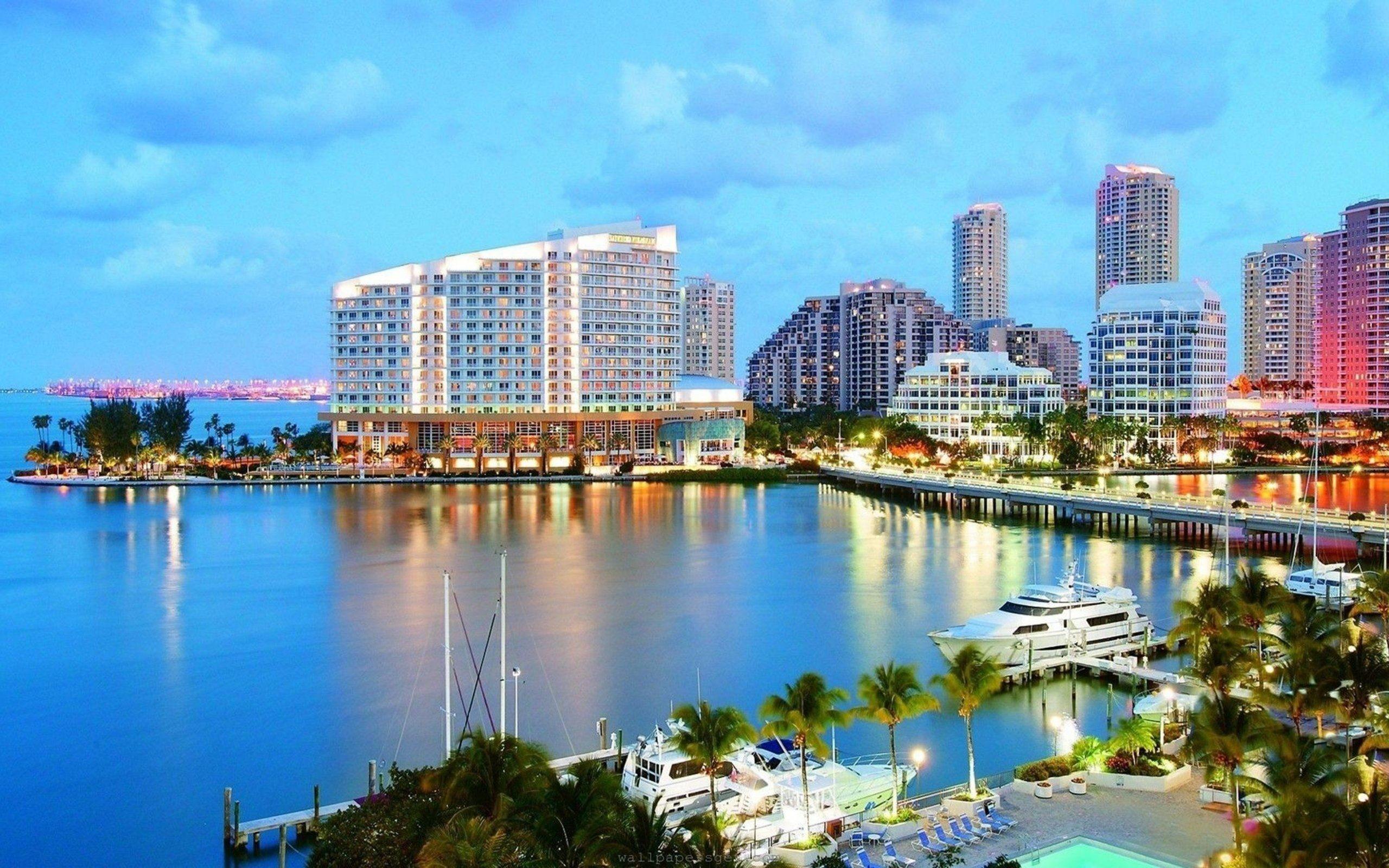 2560x1600 Florida Beaches Sunset Wallpaper Background 1 HD Wallpapers