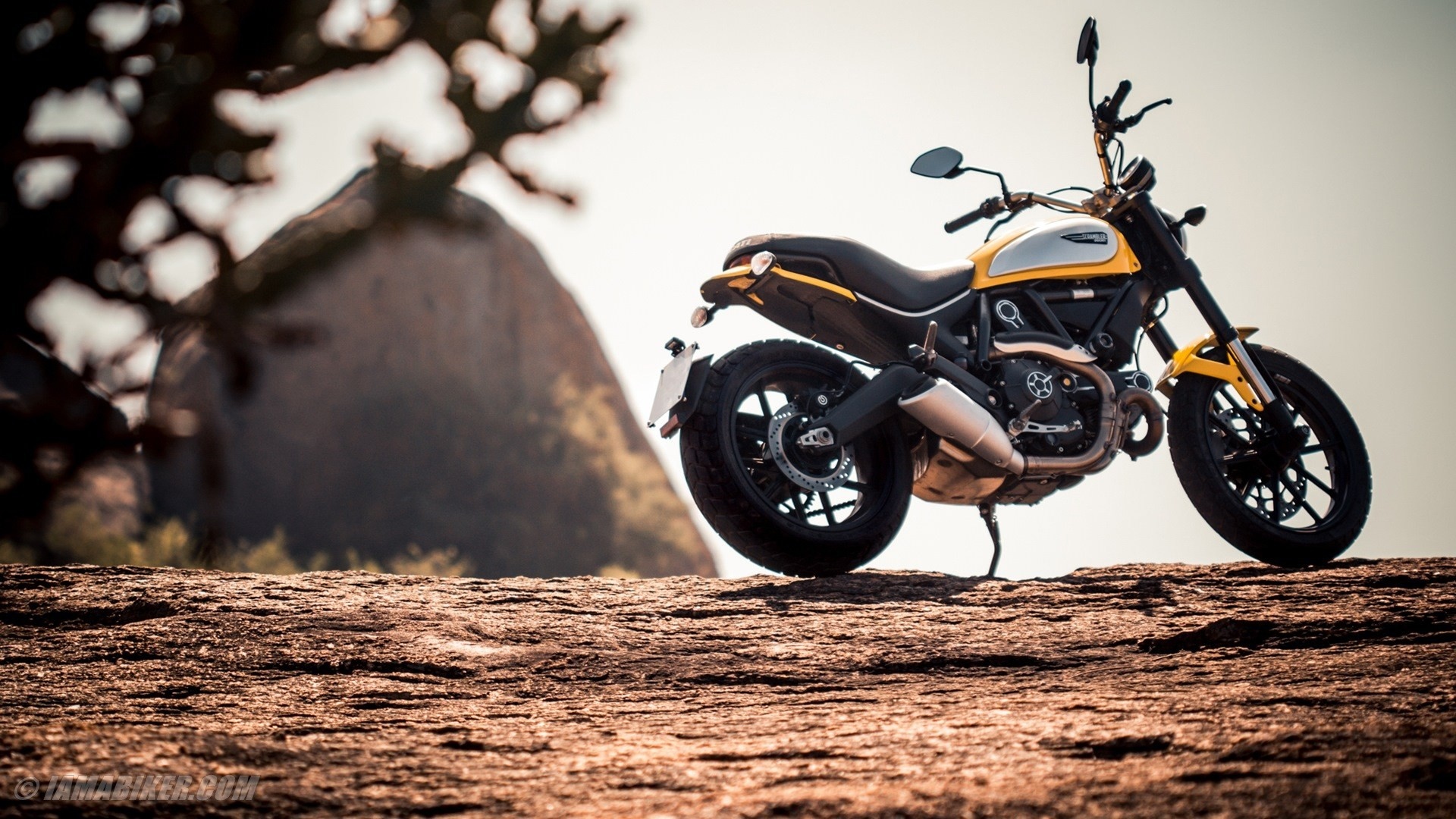 1920x1080 Ducati Scrambler HD wallpaper