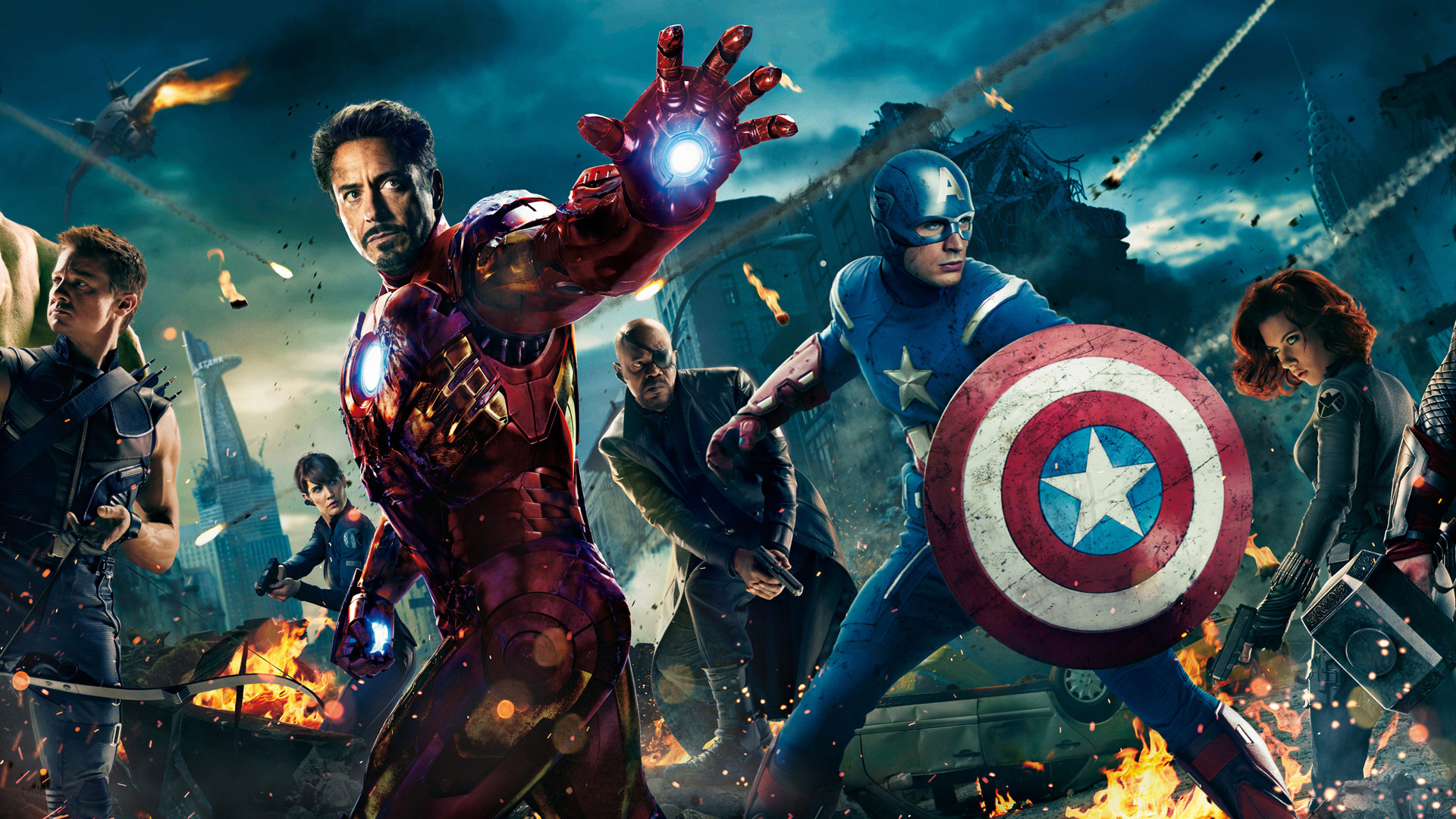 1920x1080 The Avengers Wallpapers | HD Wallpapers ...