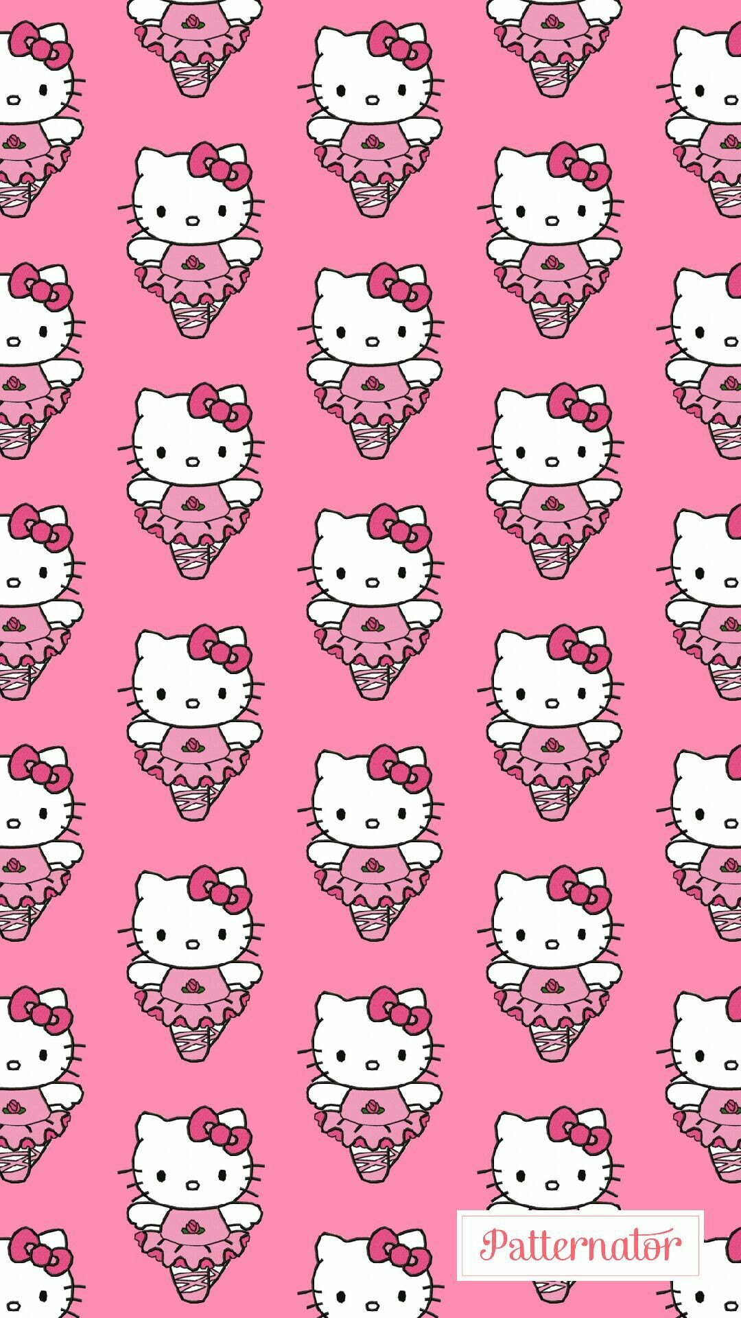 1080x1920 Hello Kitty, Backgrounds, Wallpapers, Miniature, Screen, Funds