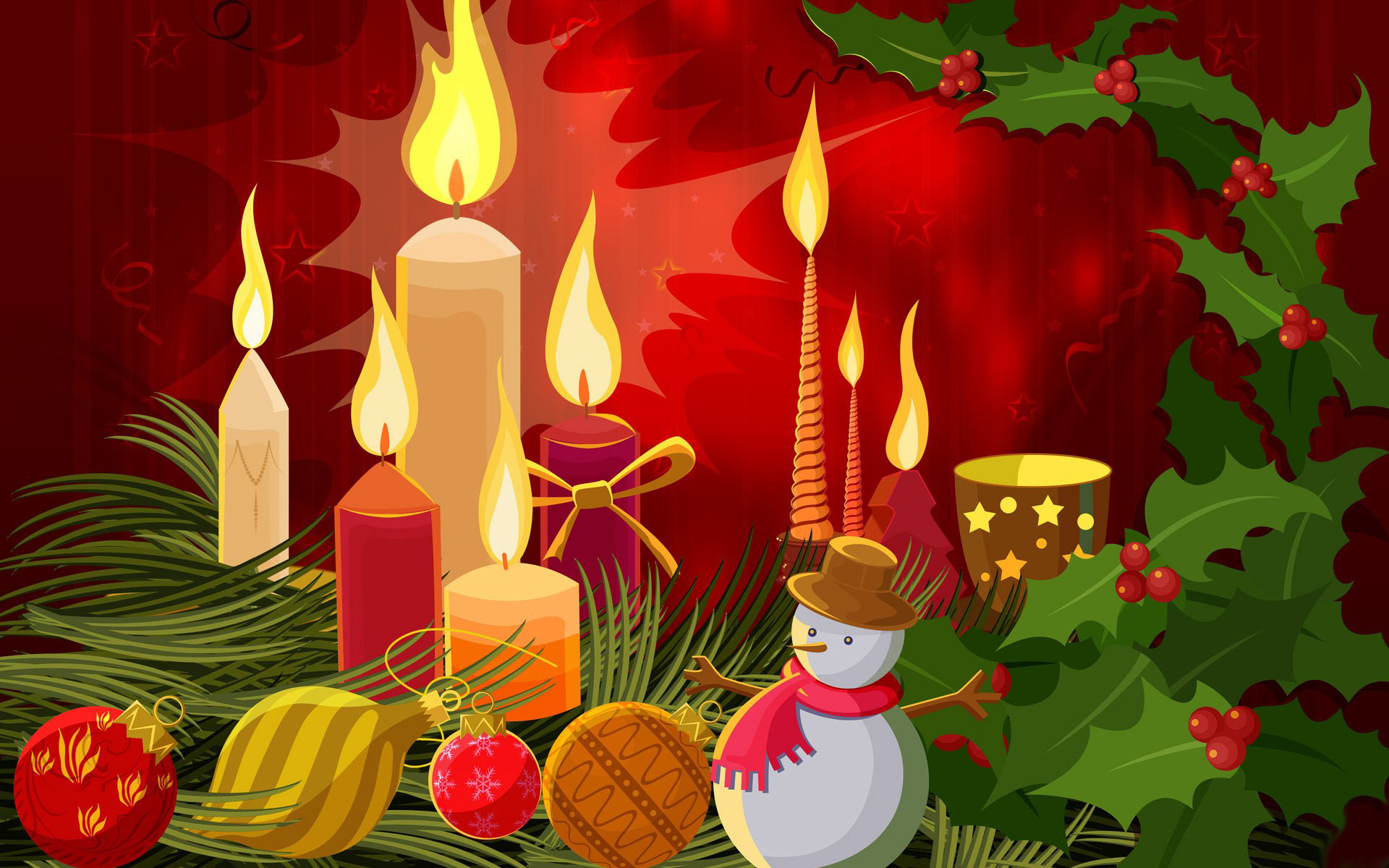 1920x1200 Easy Steps To Find Animated Christmas Wallpapers Free Download : Wallpapers for Desktop with winter,