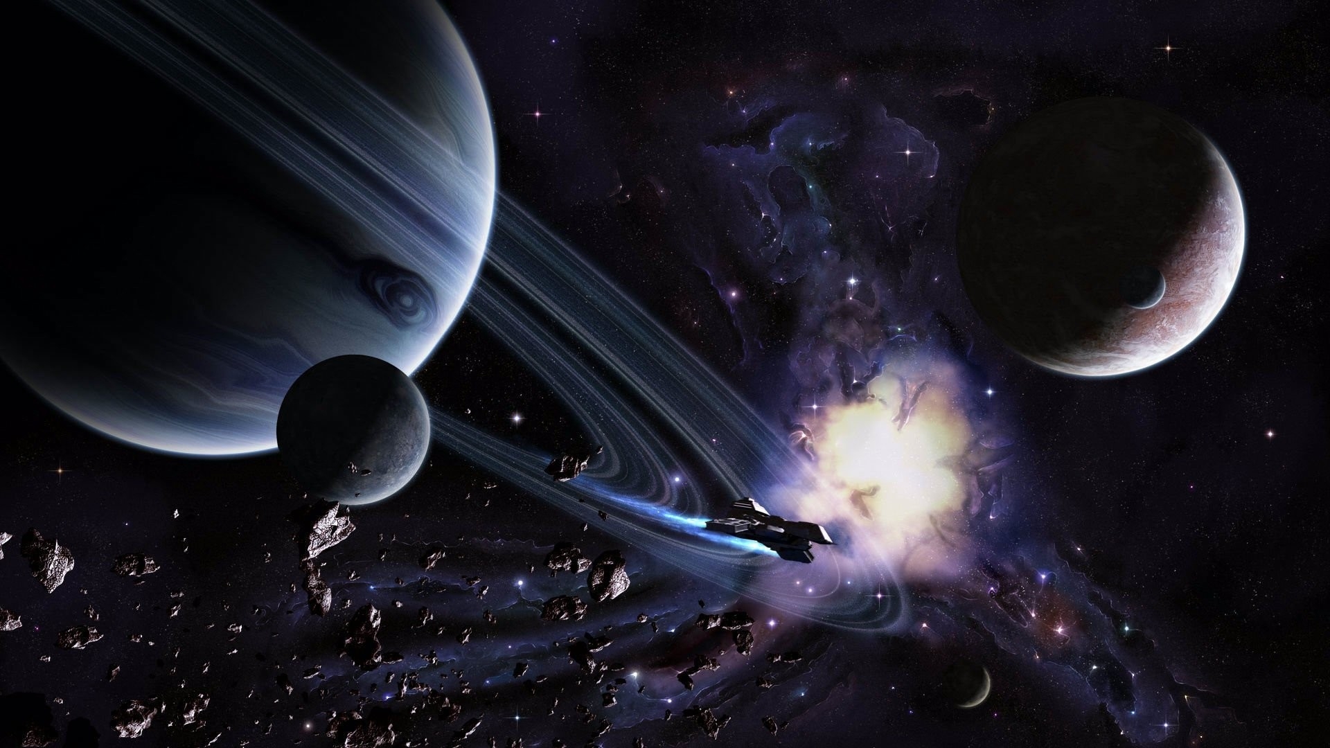 Download Wallpaper 2780x2780 Planet Galaxy Universe: Animated Stars Wallpaper (71+ Images