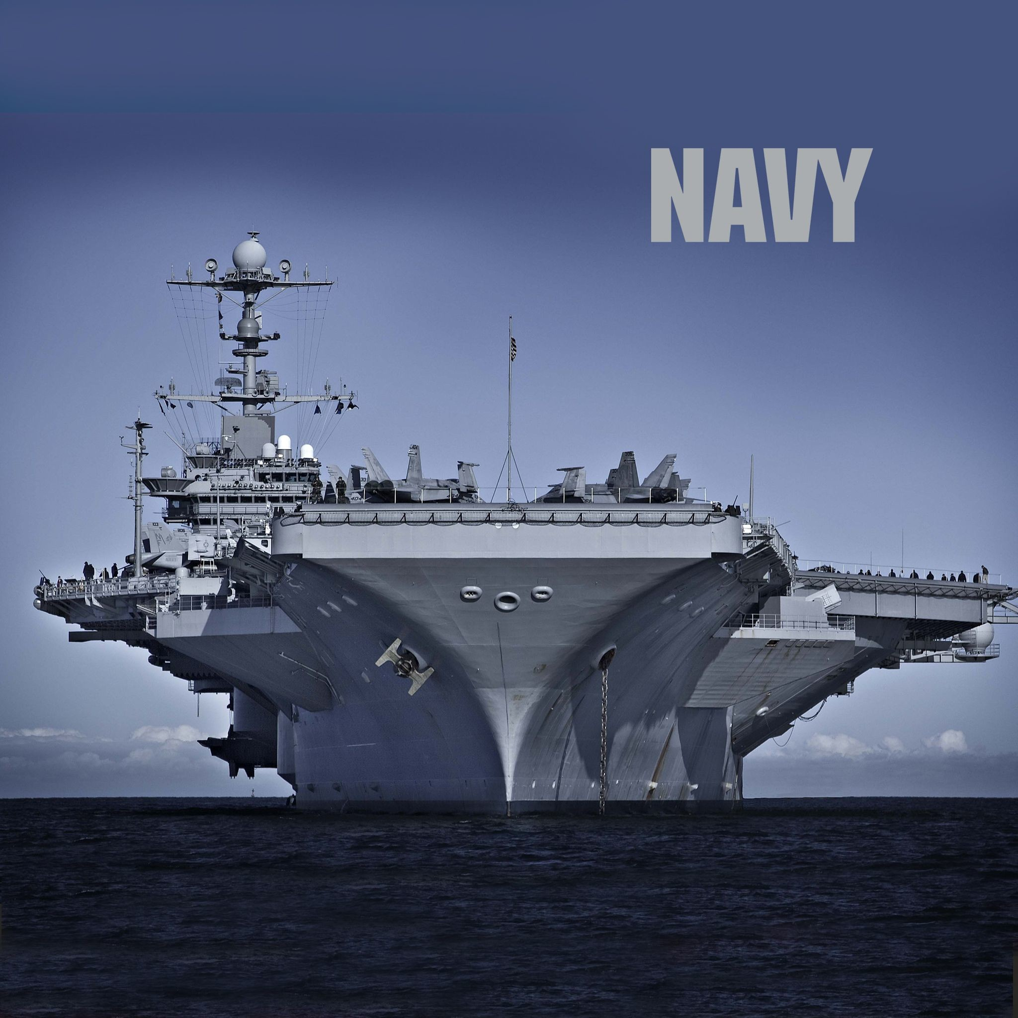 2048x2048 ... Navy Logo Iphone 5 Wallpaper 640x1136. Download