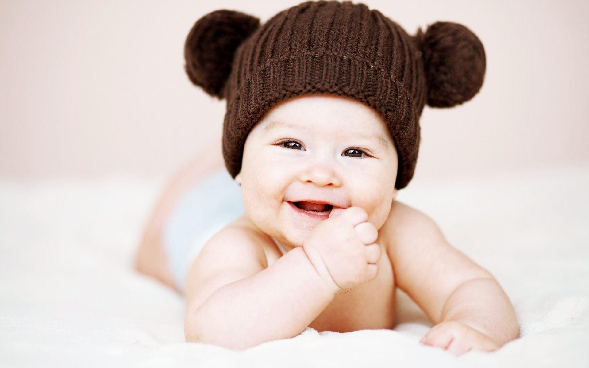 Smiling Cute Babies Wallpaper (62+ Images