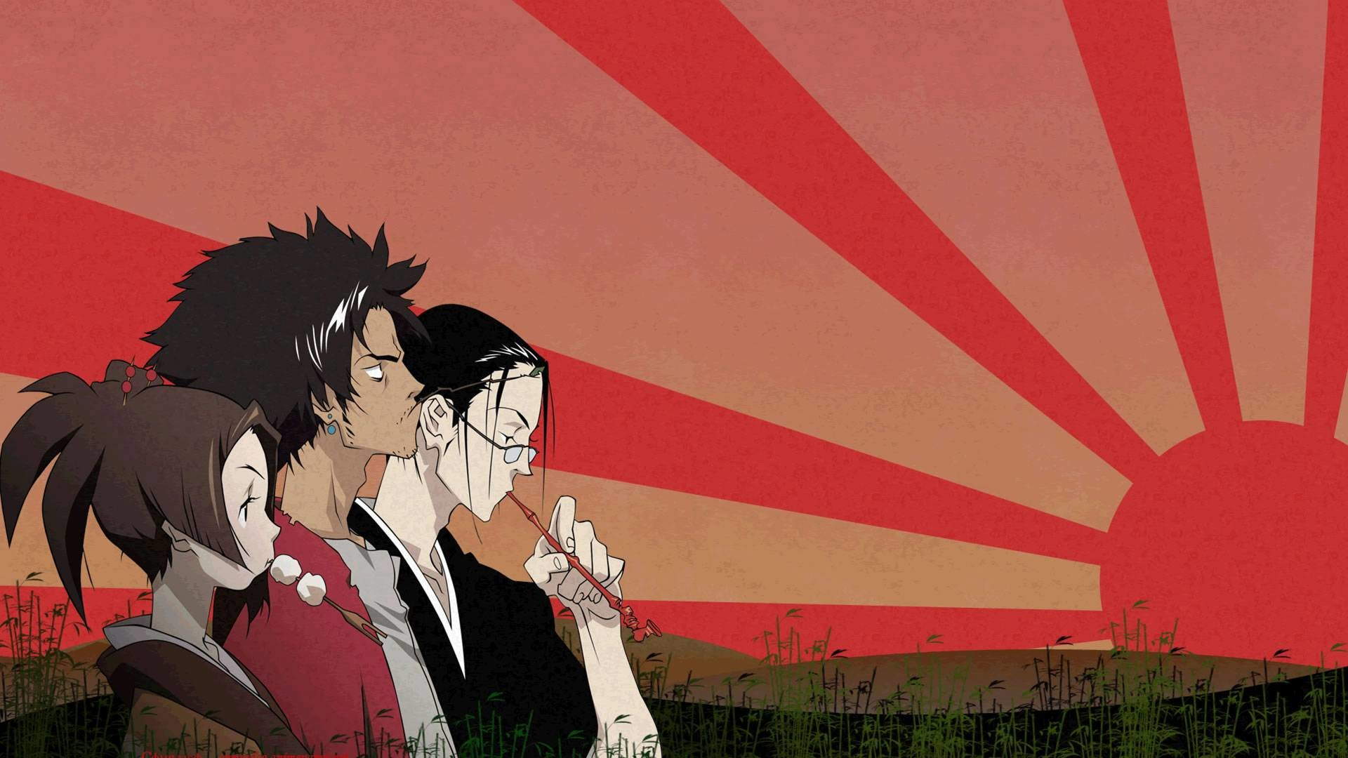 Samurai Champloo Wallpapers 54 Images