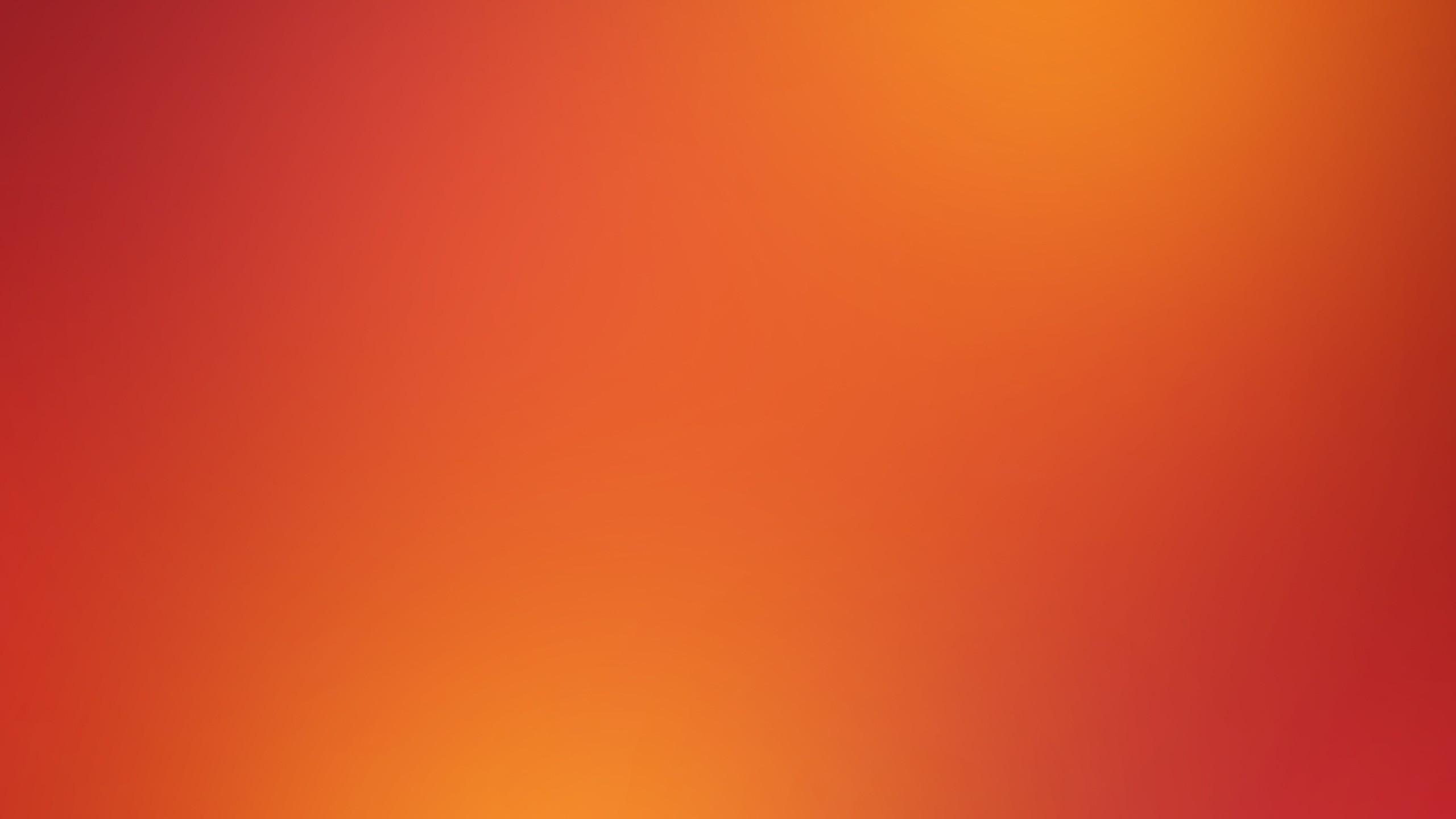 2560x1440 Orange Gradient Wallpaper