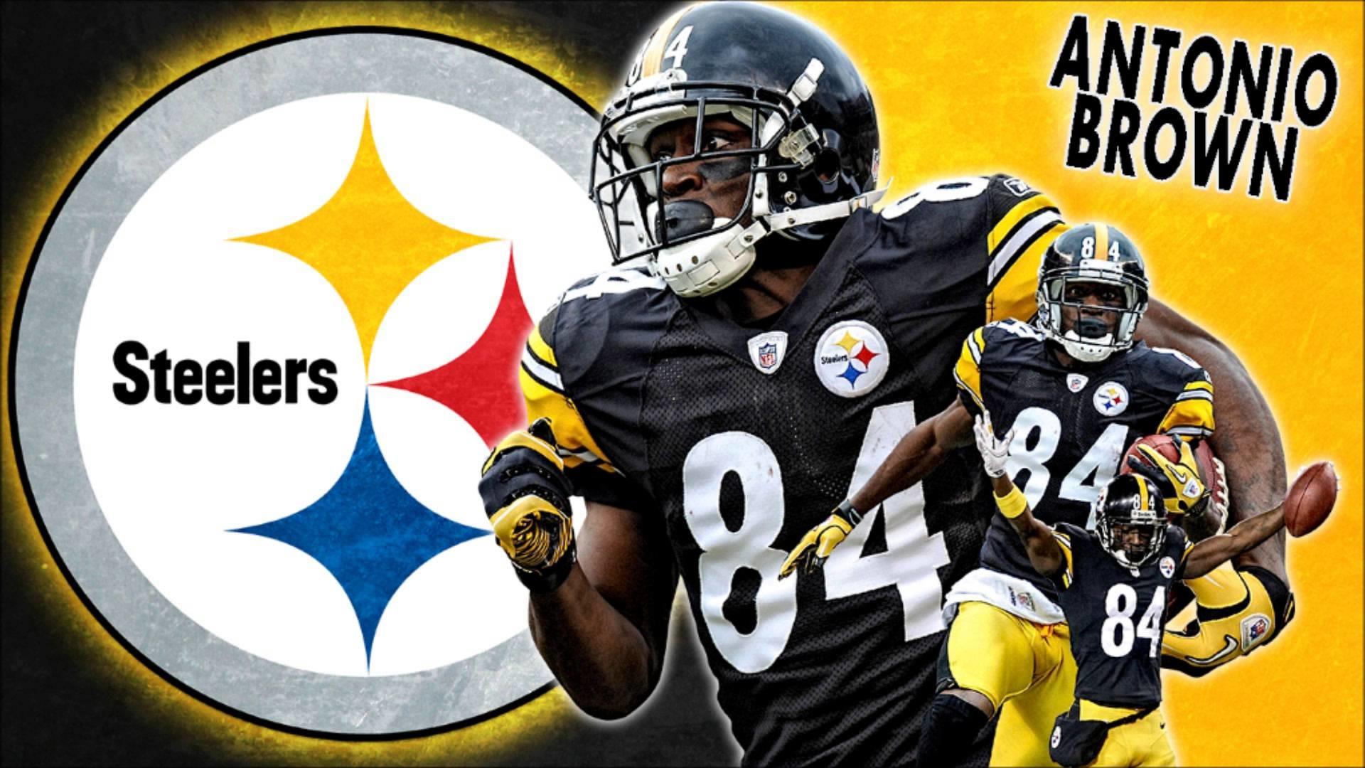 Steelers Antonio Brown Wallpaper Hd 69 Images