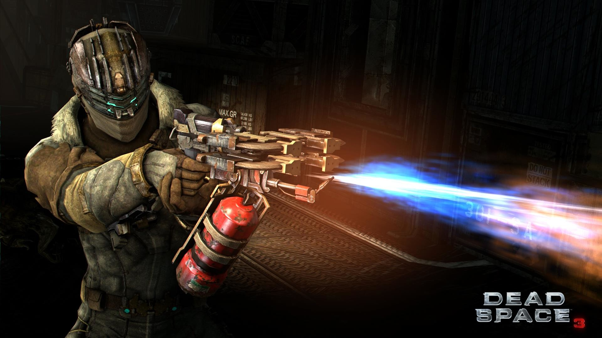 1920x1080 Dead Space 3 Blowtorch