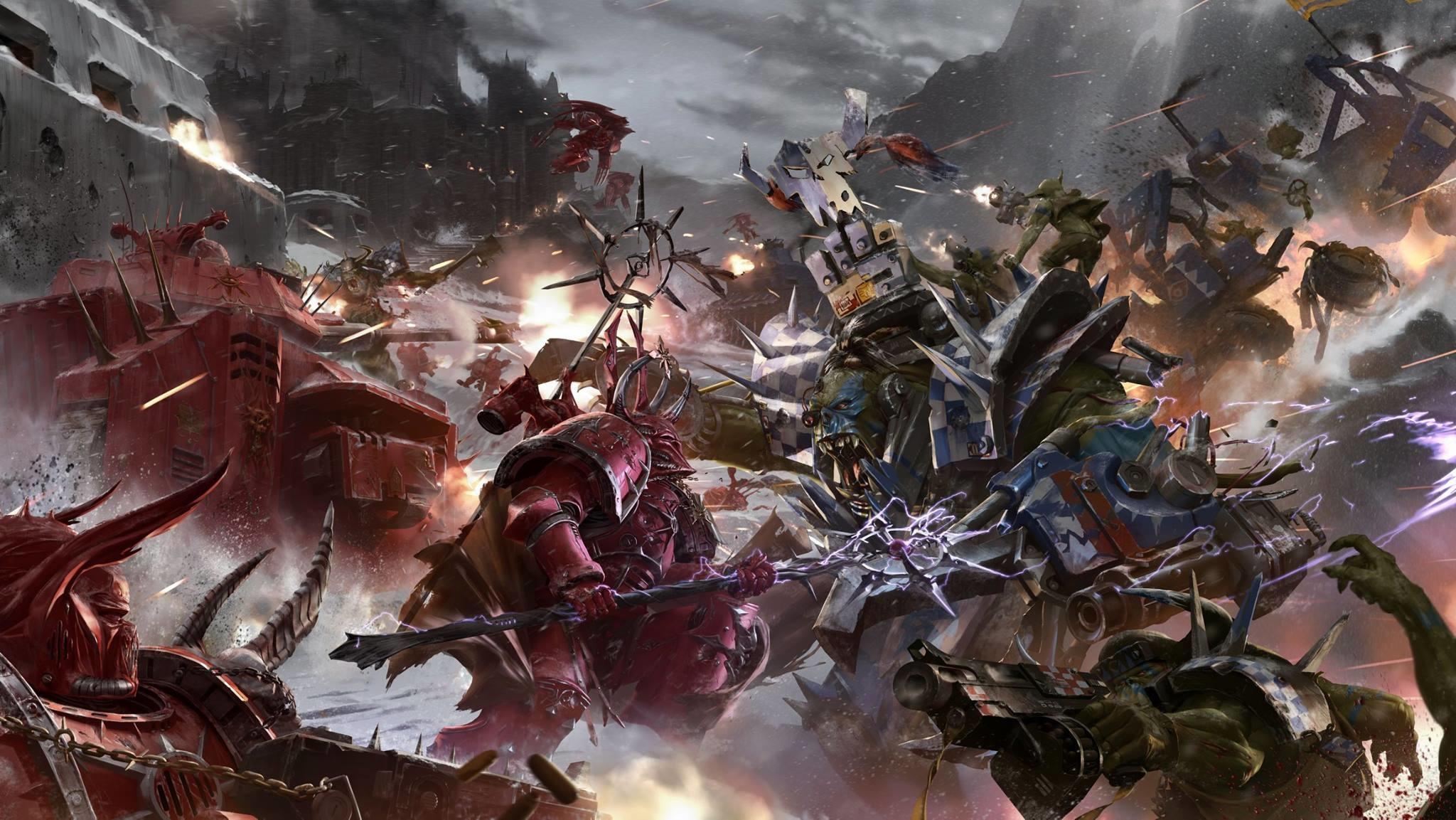warhammer 40k orks codex pdf