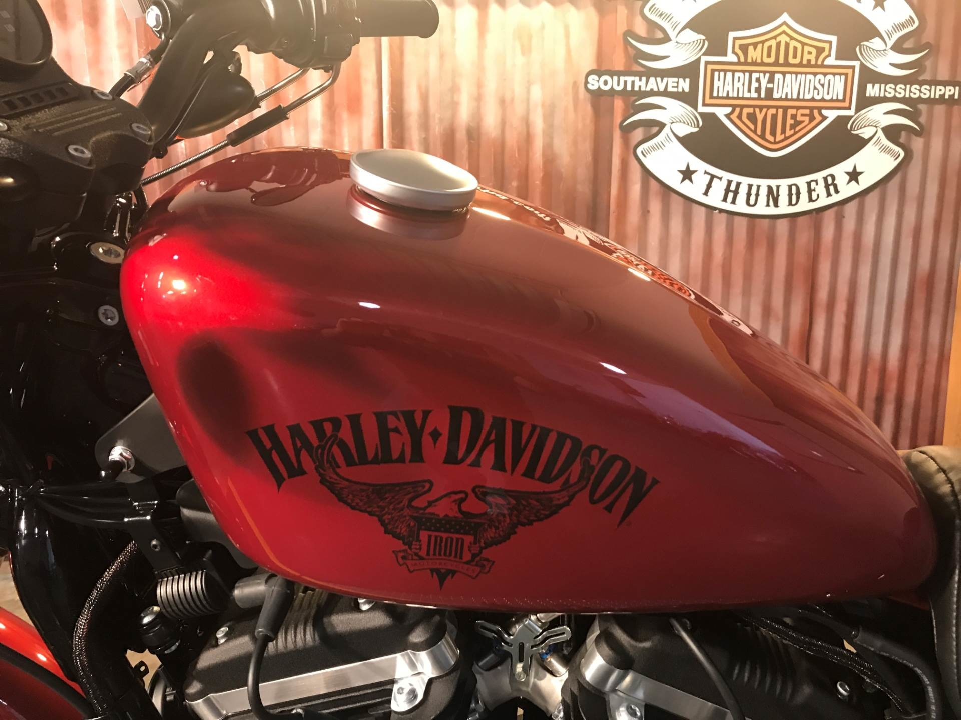 1920x1440 2018 Harley-Davidson Iron 883™ in Southaven, Mississippi