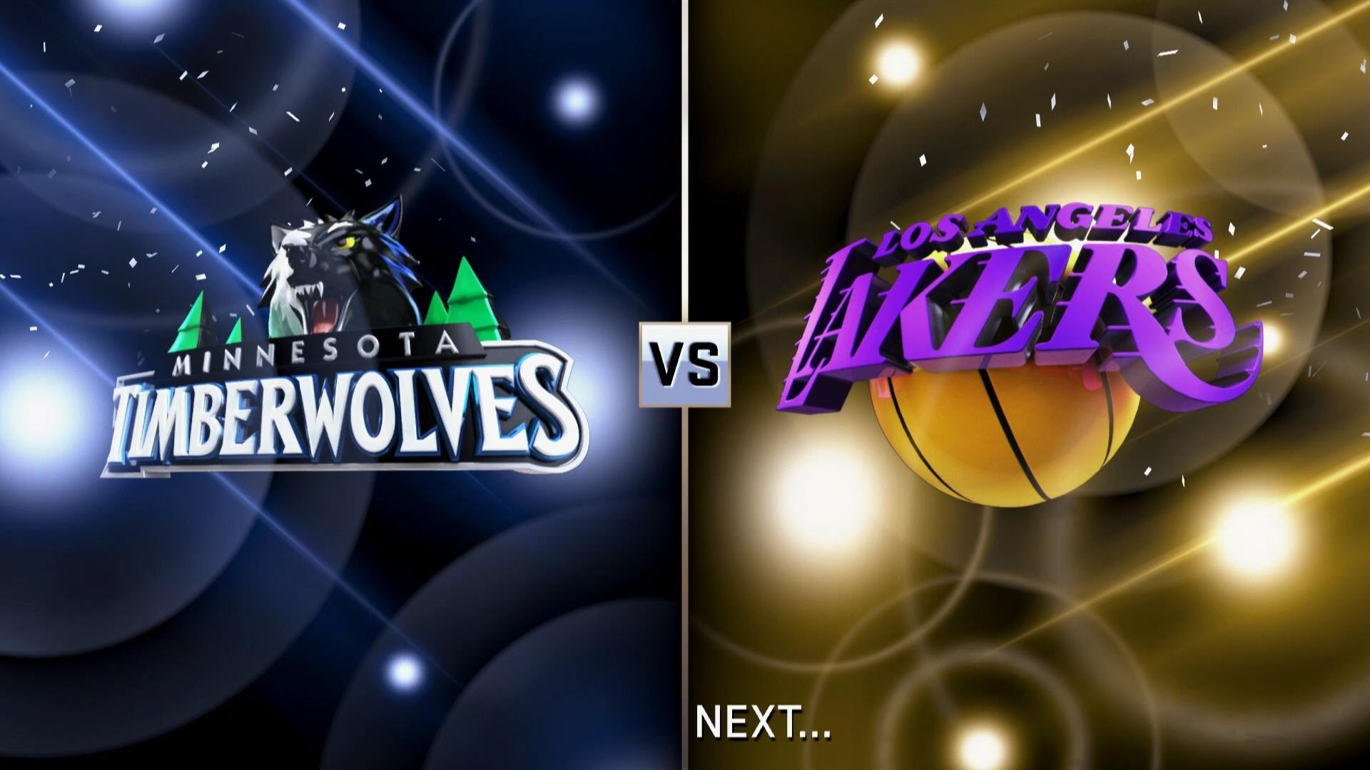 1920x1080 Minnesota Timberwolves vs Los Angeles Lakers