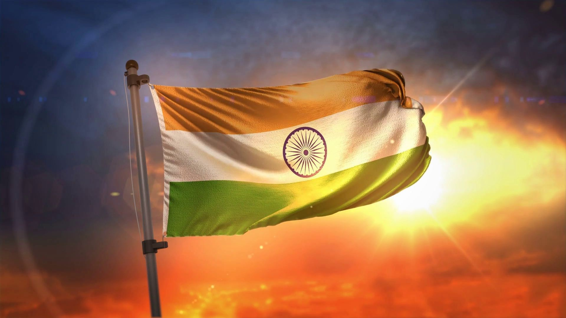 "1920x1080 1024x768 1024x768px Indian Flag HD Wallpaper - WallpaperSafari"">"