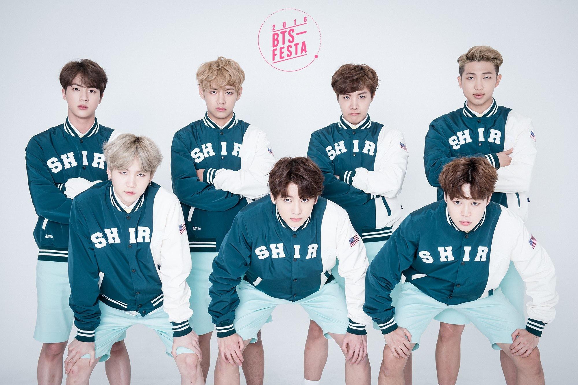 BTS Wallpaper 2018 (75+ Images