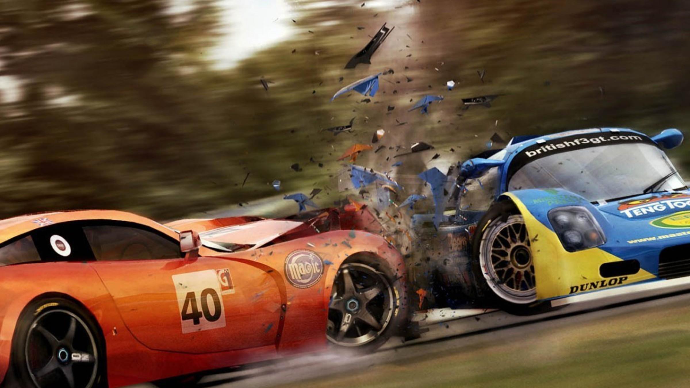 Car Crash Wallpaper 62 Images