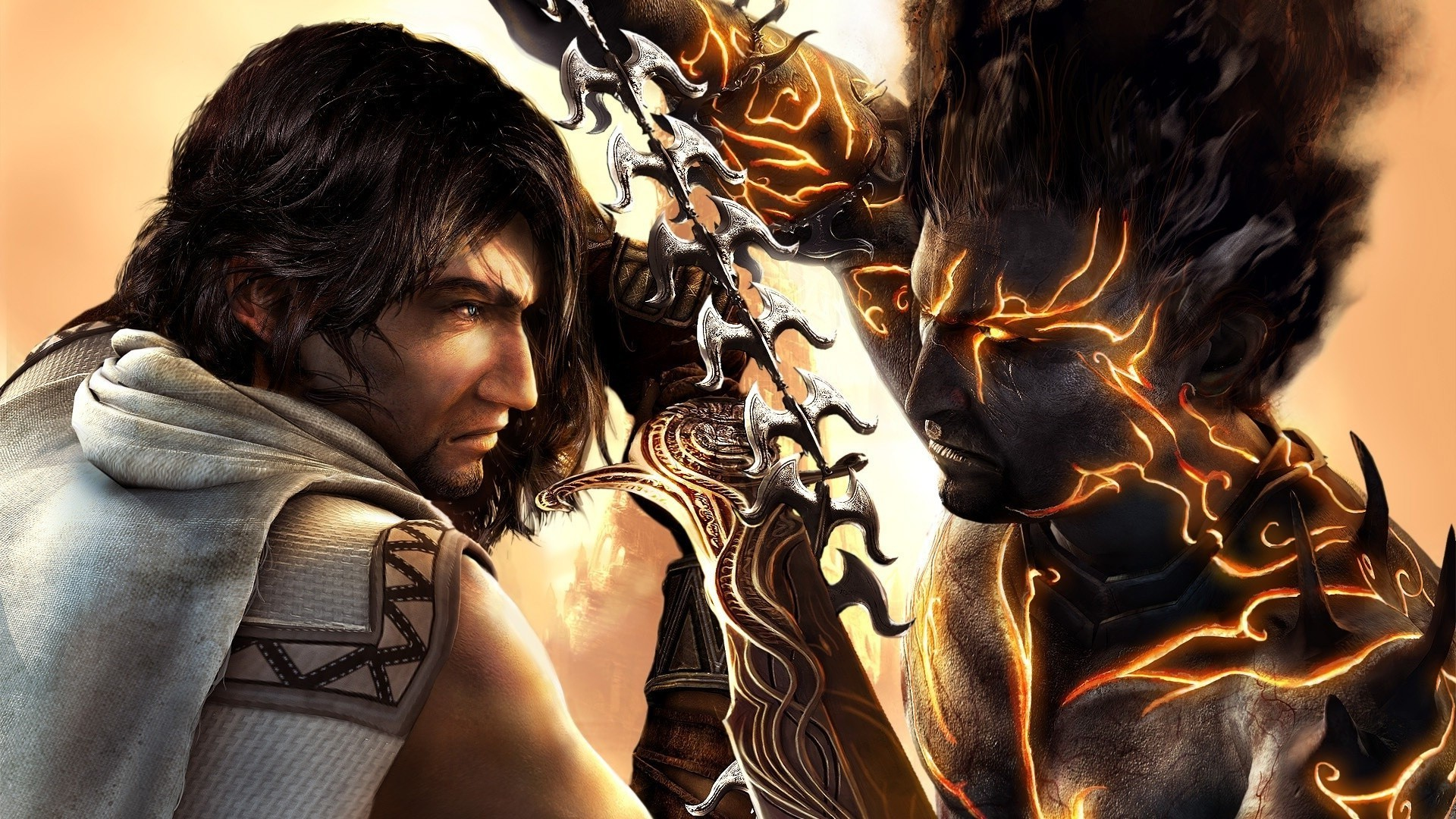 1920x1080 Prince Of Persia Mobile Hd Wallpaper Backgrounds Full Pics Games The Two  Thrones