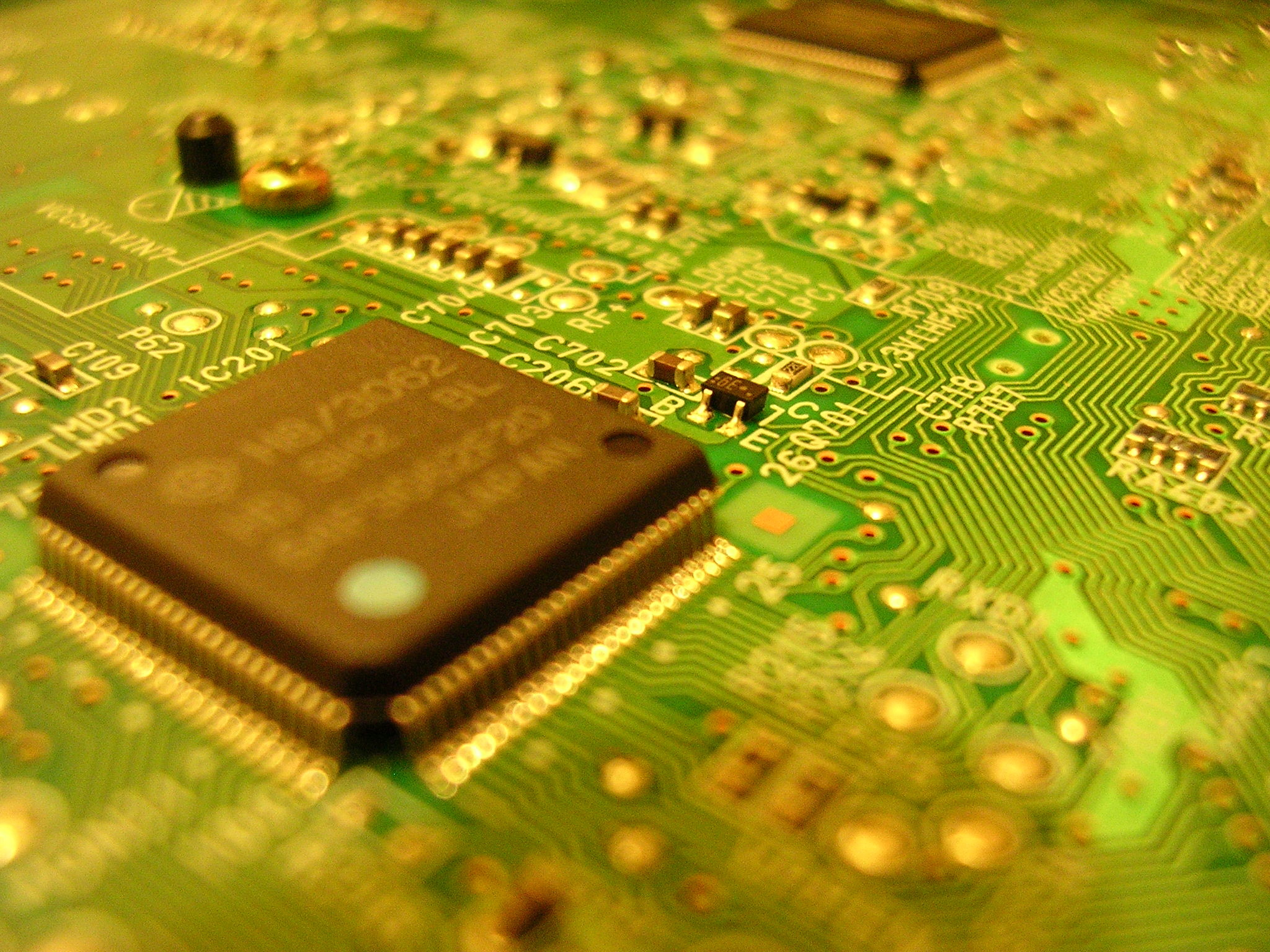 2048x1536 Computer Chip 1 by Kazzman Computer Chip 1 by Kazzman