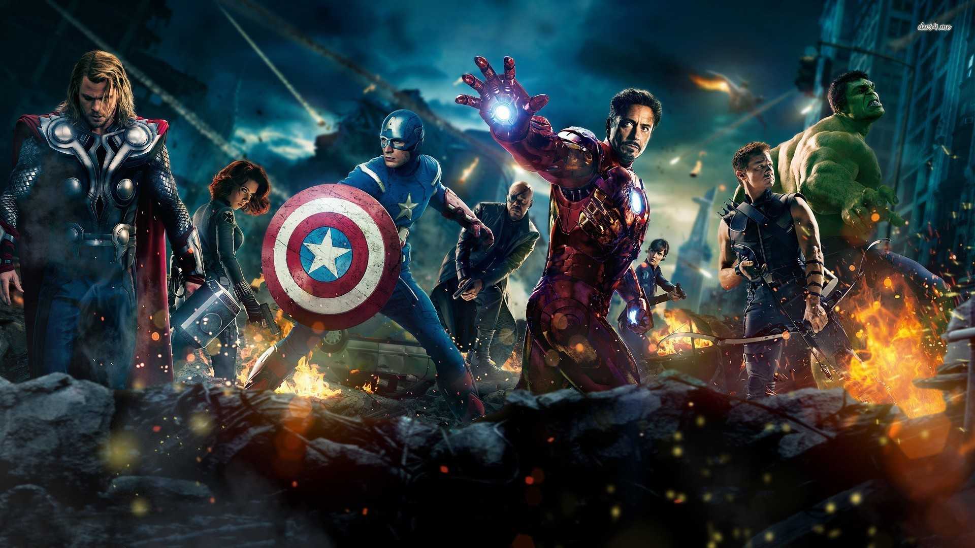 1920x1080 The Avengers wallpaper 1280x800 The Avengers wallpaper 1366x768 The .