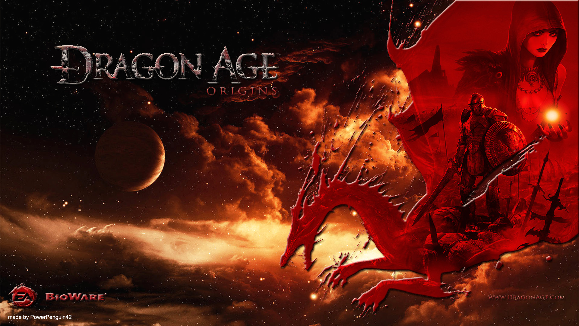 Dragon Age Origins Wallpapers: Dragon Age Origins Wallpaper (76+ Images