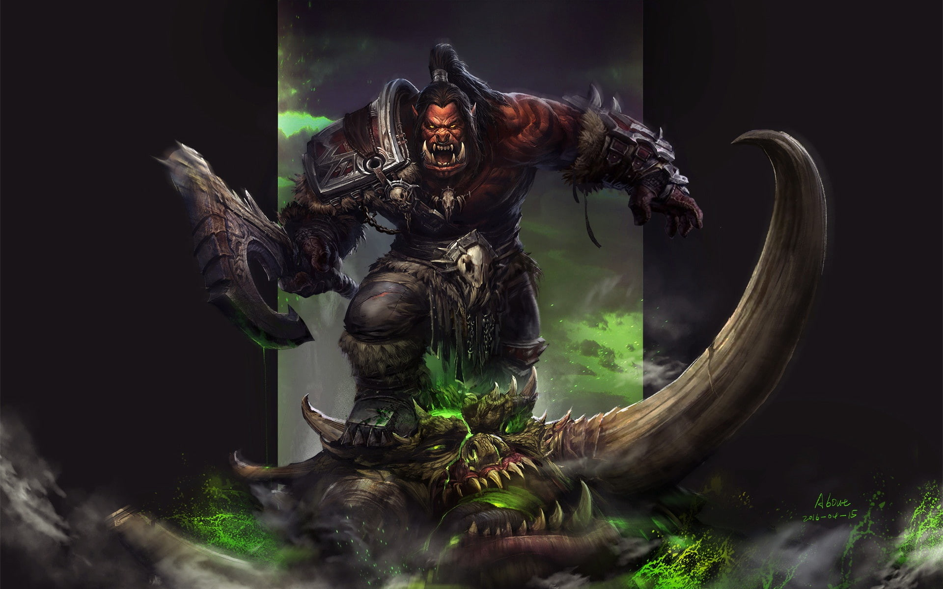 Wow Orc Wallpaper 76 Images