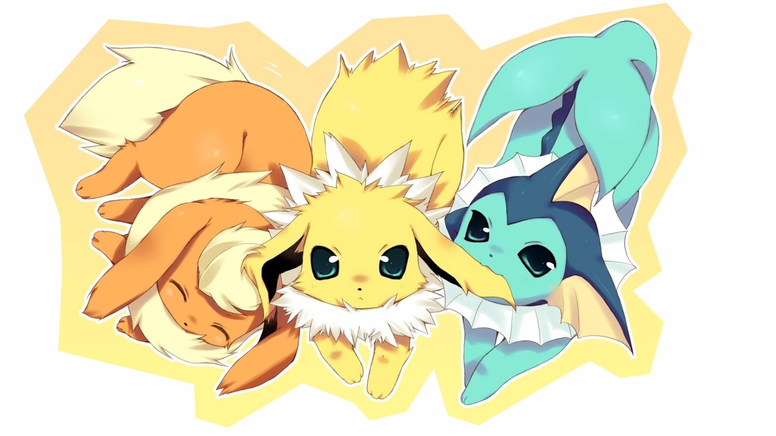 1080x1920 Eevee Pokemon Character IPhone 6 HD Wallpaper